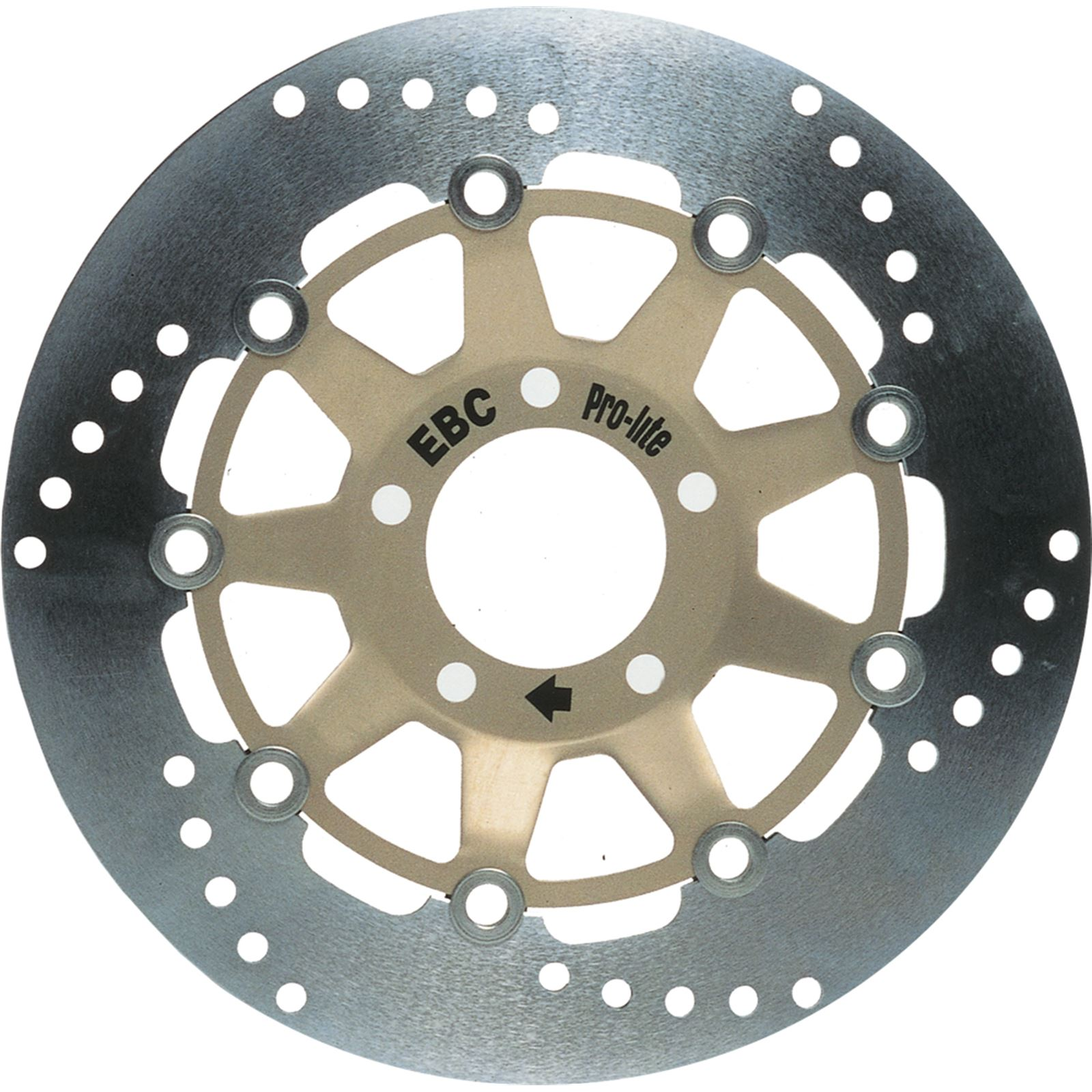 EBC Standard Brake Rotor