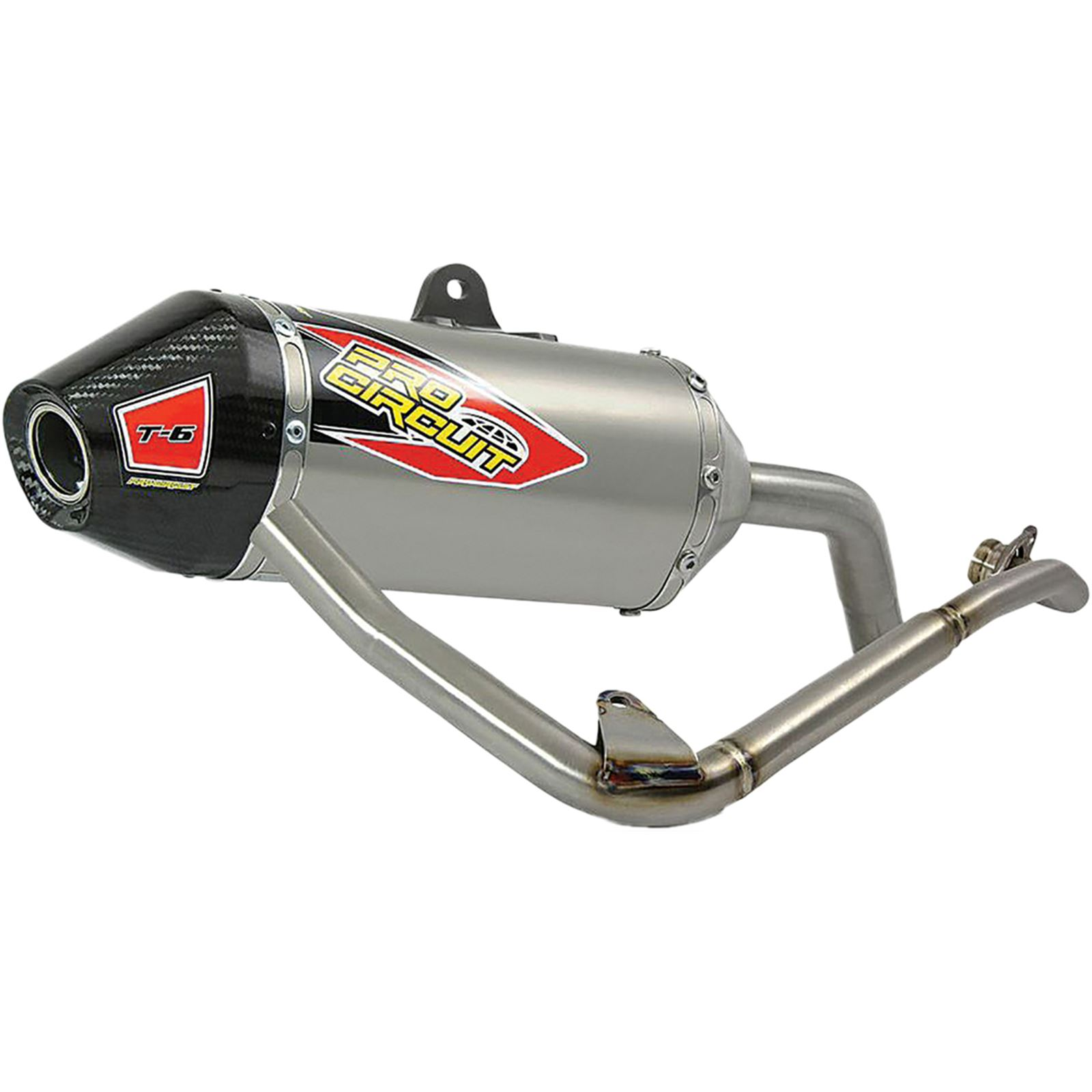 Pro Circuit T-6 Exhaust System