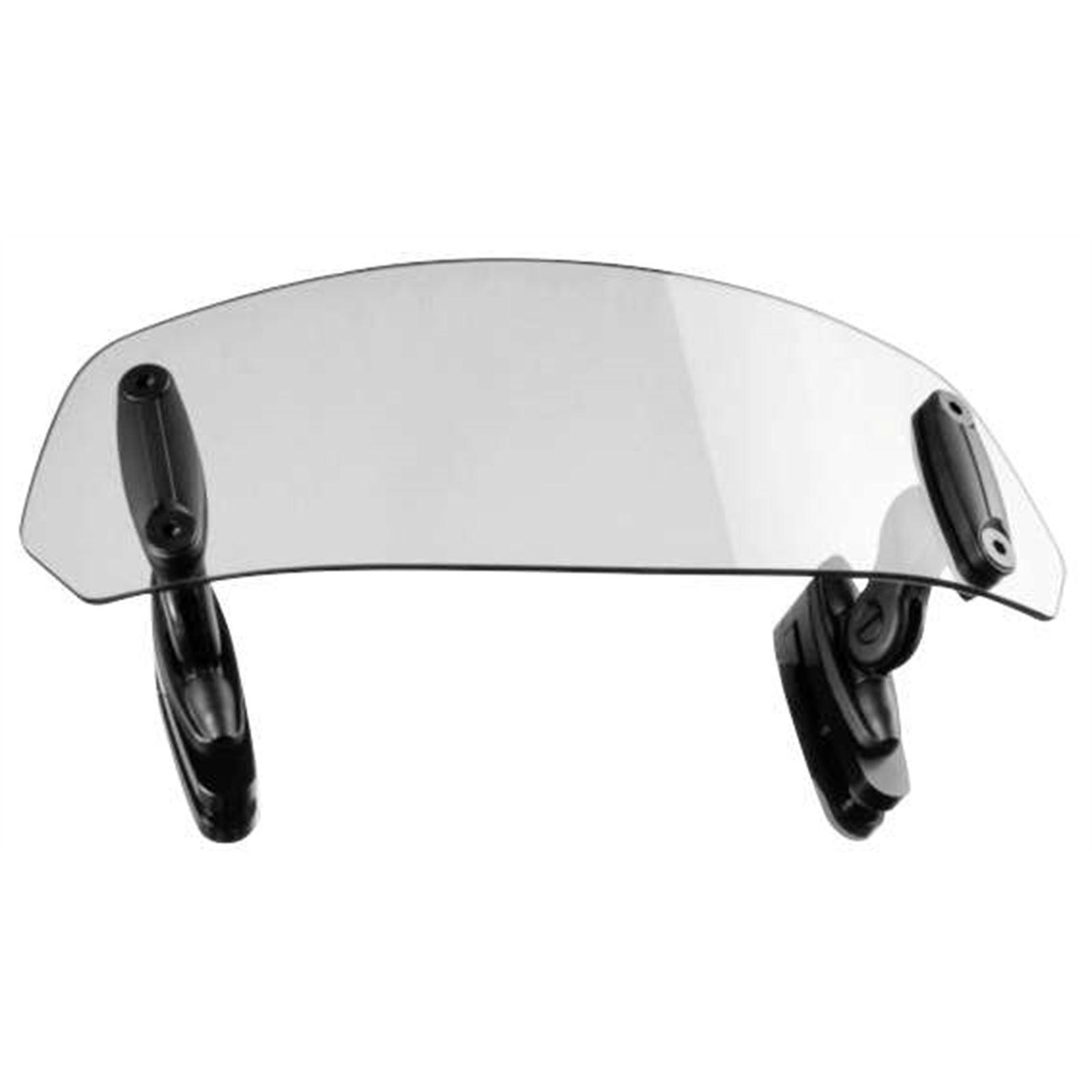 Puig Adjustable Clip-On Windshield Visor