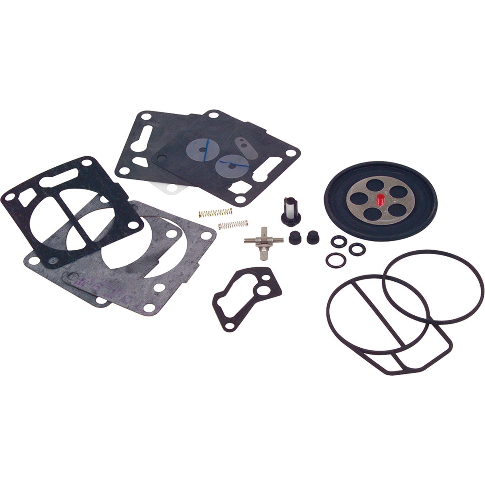 Mikuni Carburetor/Fuel Pump Rebuild Kit