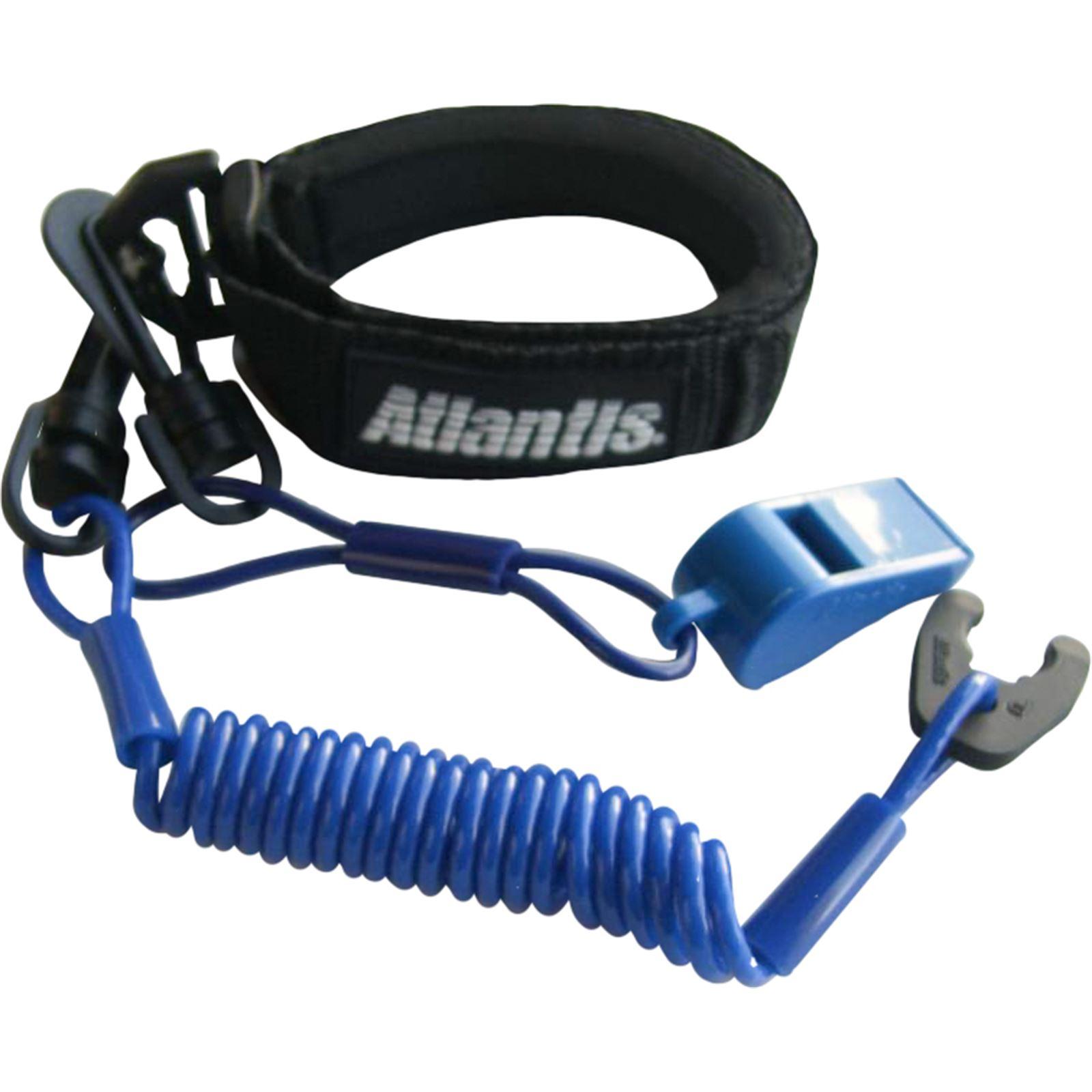 Atlantis Pro Floating Wrist/Jacket Tethercord/Lanyard