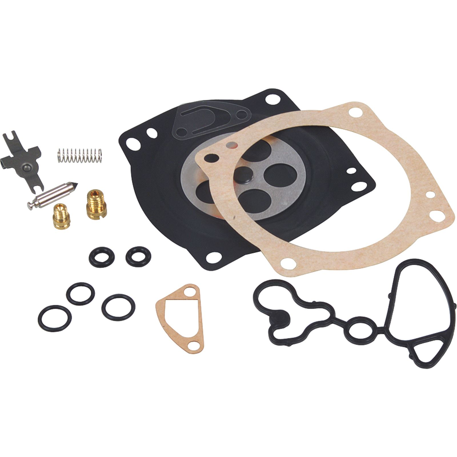 Sudco External Fuel Pump Rebuild Kit