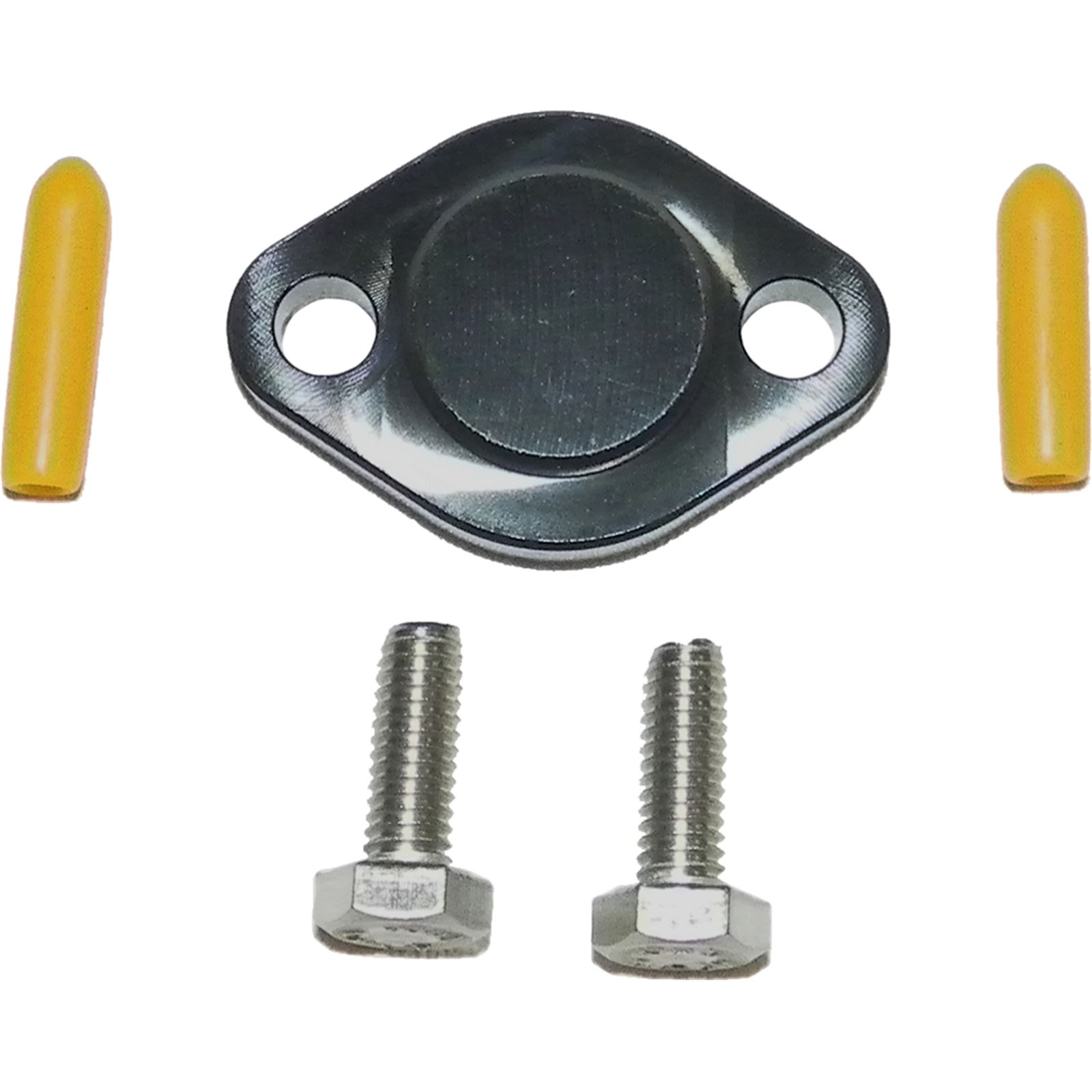 WSM Oil Injection Block Off Plate
