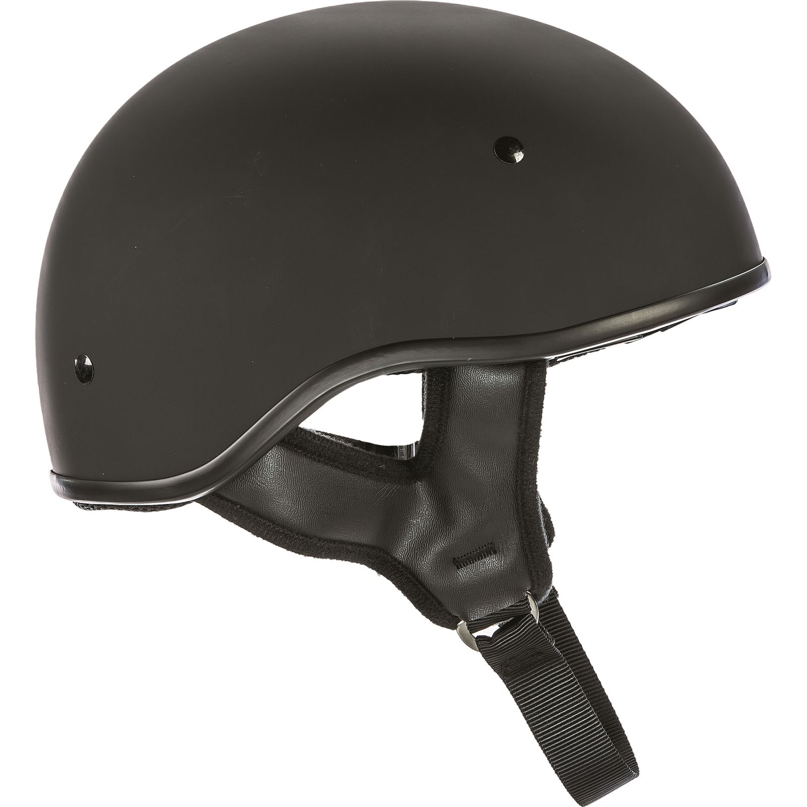 Fly Racing .357 Solid Half Helmet