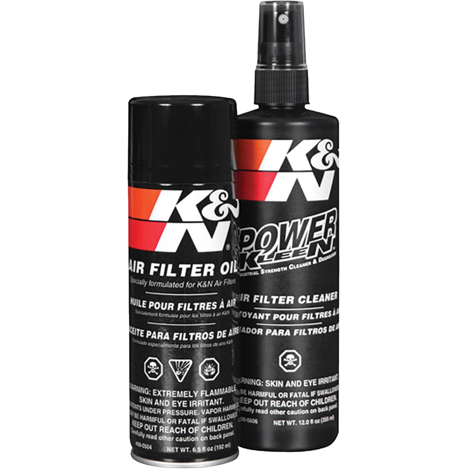 K N Clean and Re-Oil Kit A