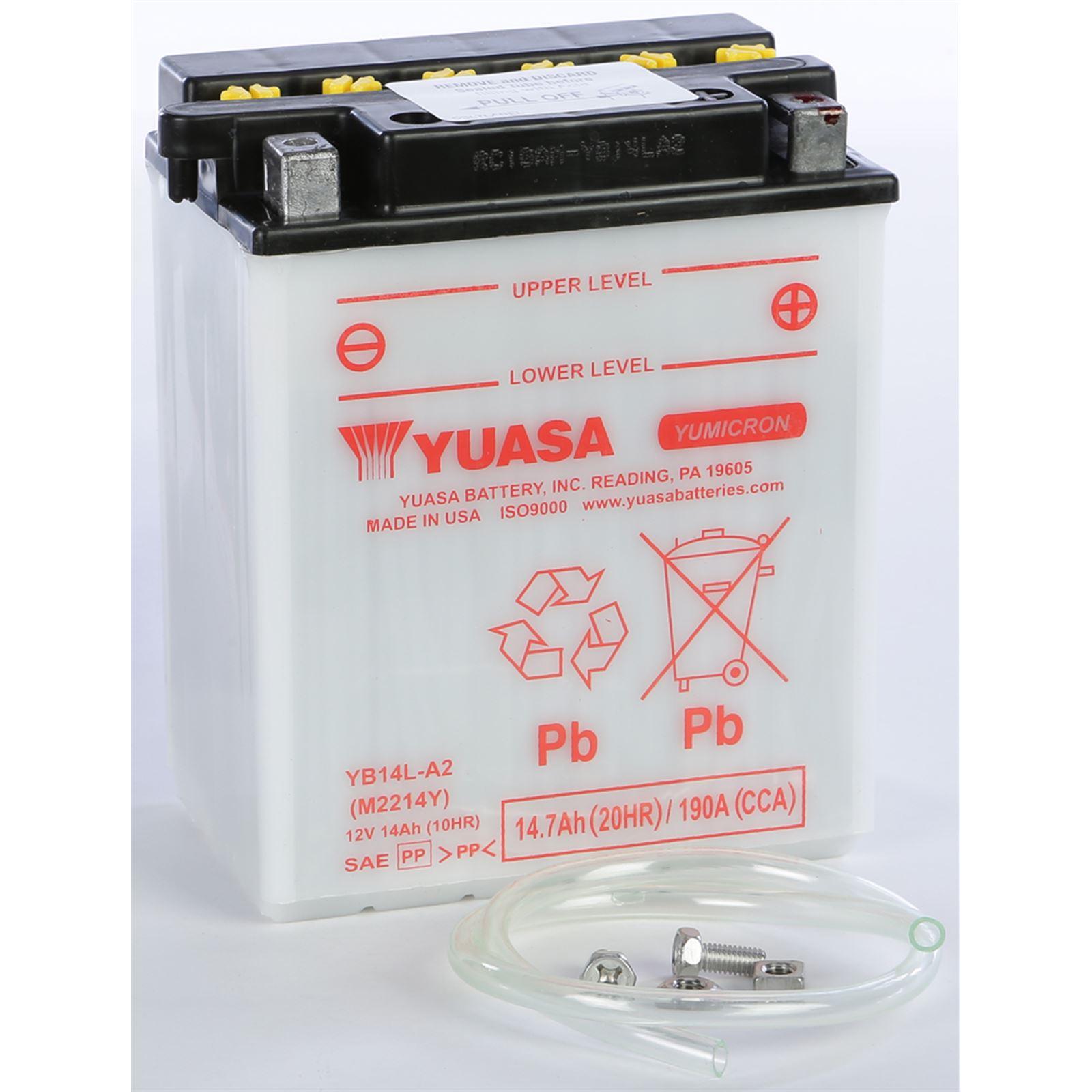 Yuasa 12V Heavy Duty Yumicorn Battery