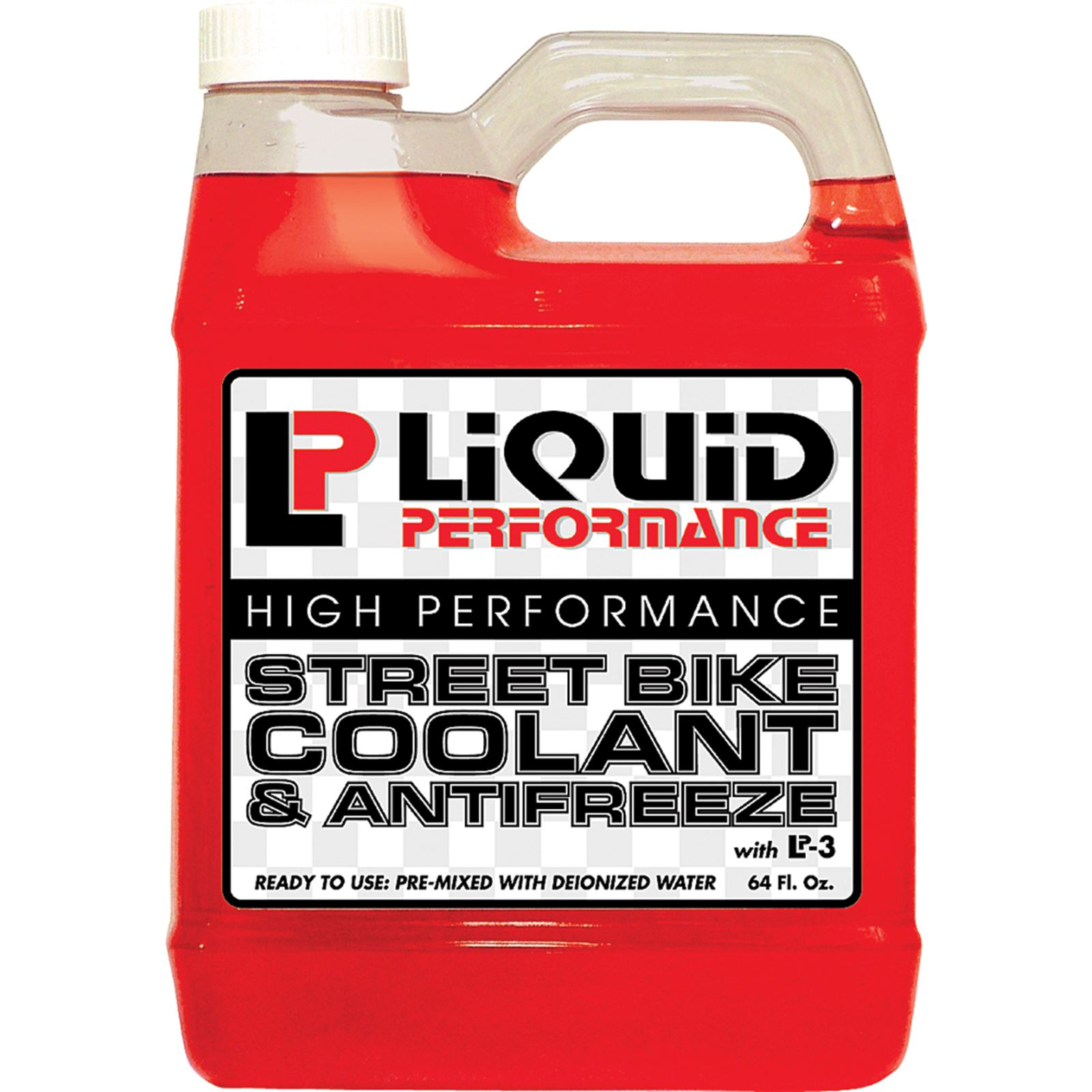 LP Street Bike Coolant & Antifreeze