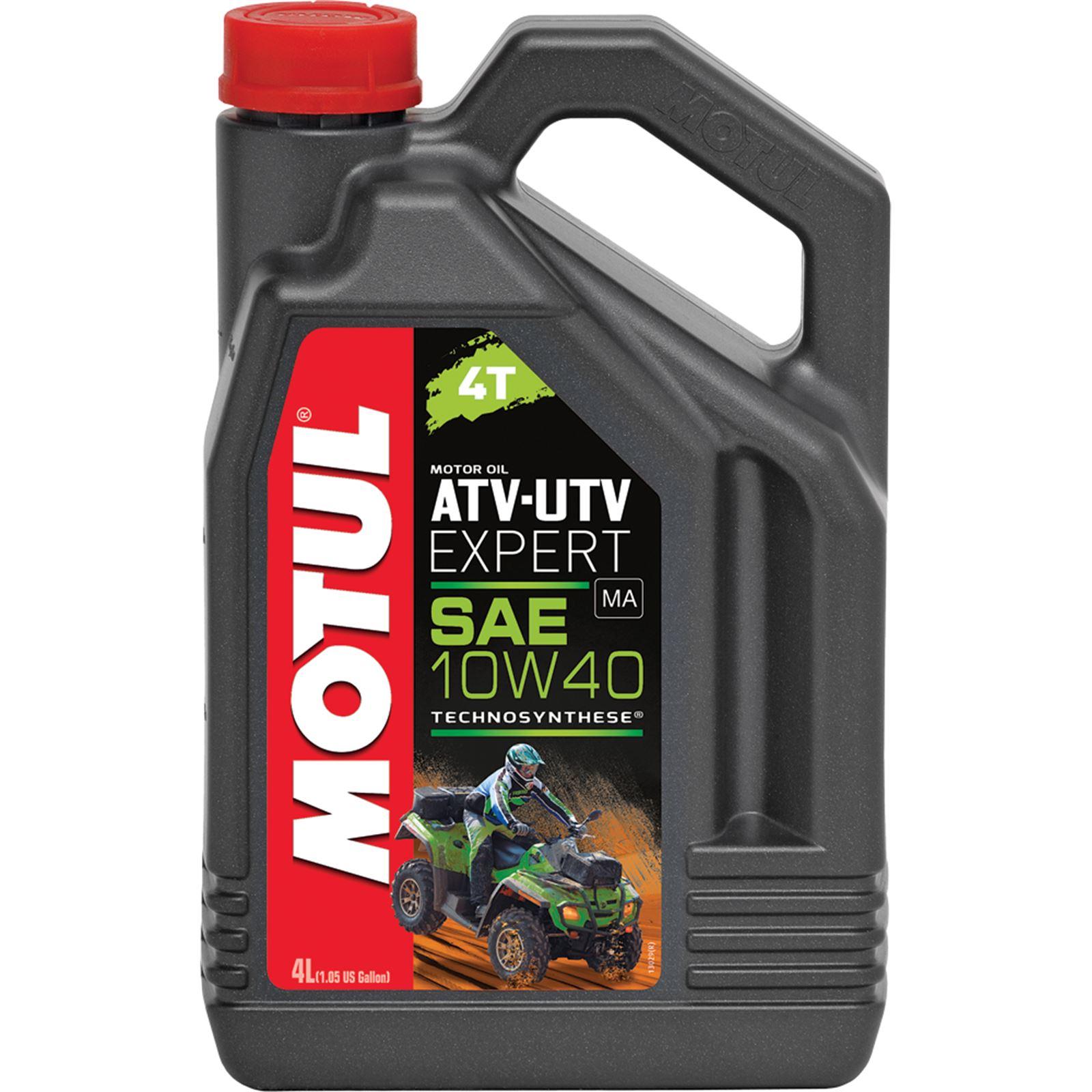 Motul ATV/UTV Expert 4T Oil