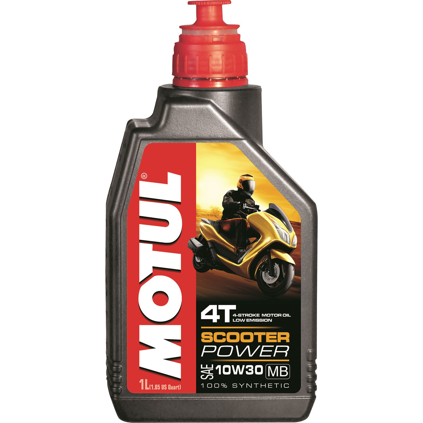 Motul Scooter Power 4T Oil
