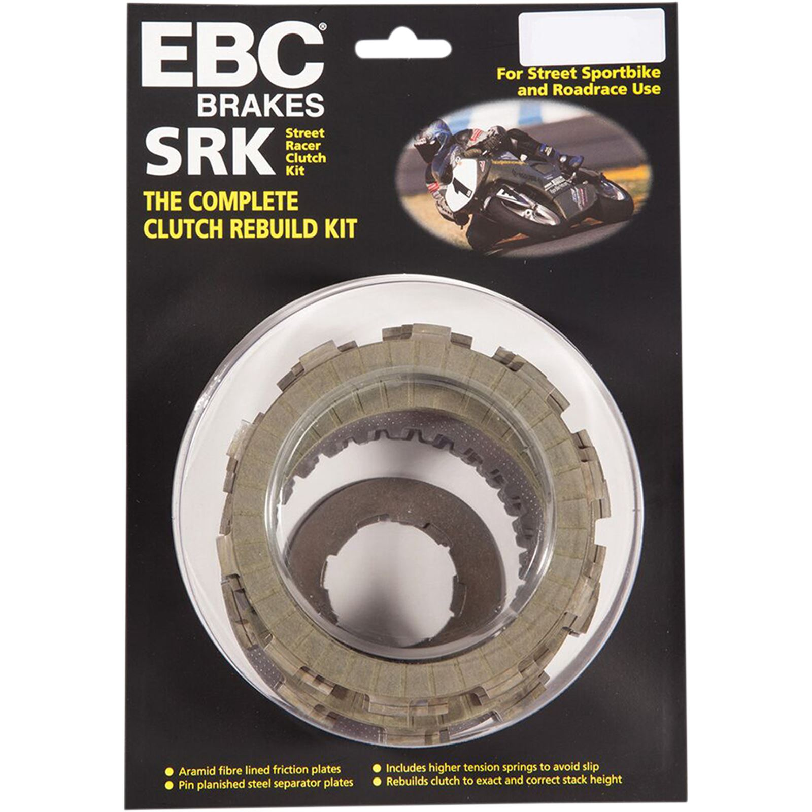 EBC SRK Complete Clutch Kit
