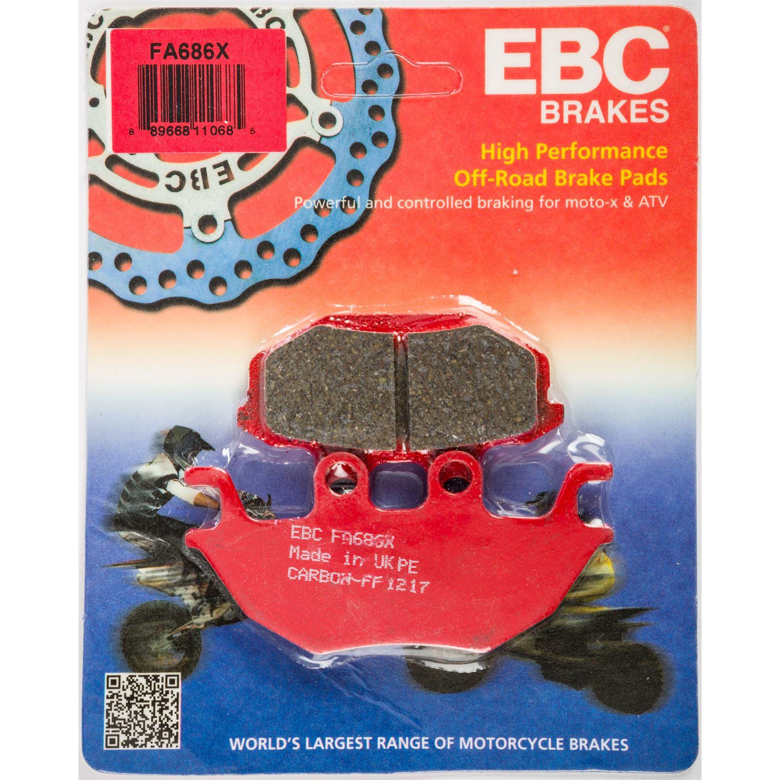 EBC Standard Brake Pads