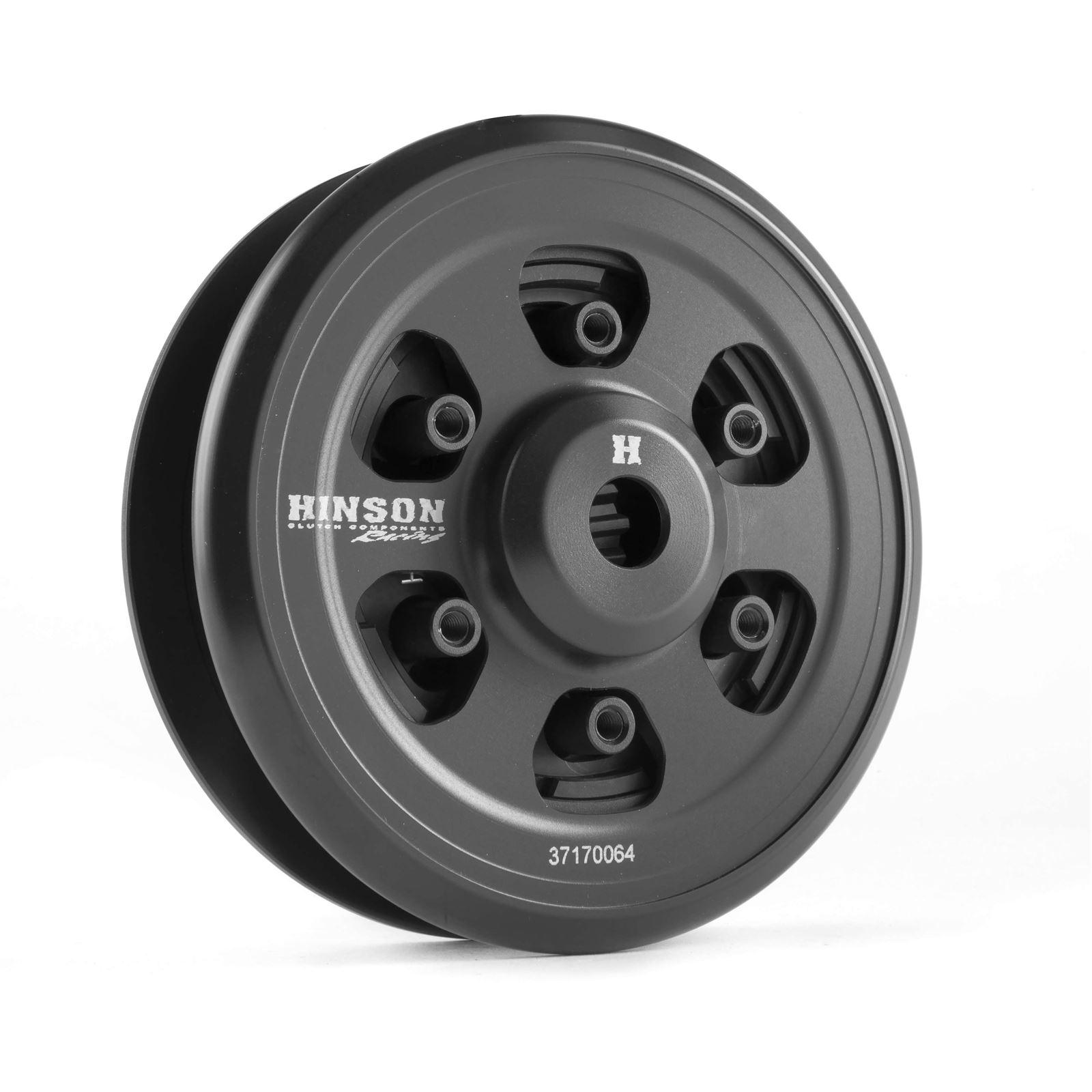 Hinson High Performance Pressure Plate/Inner Hub