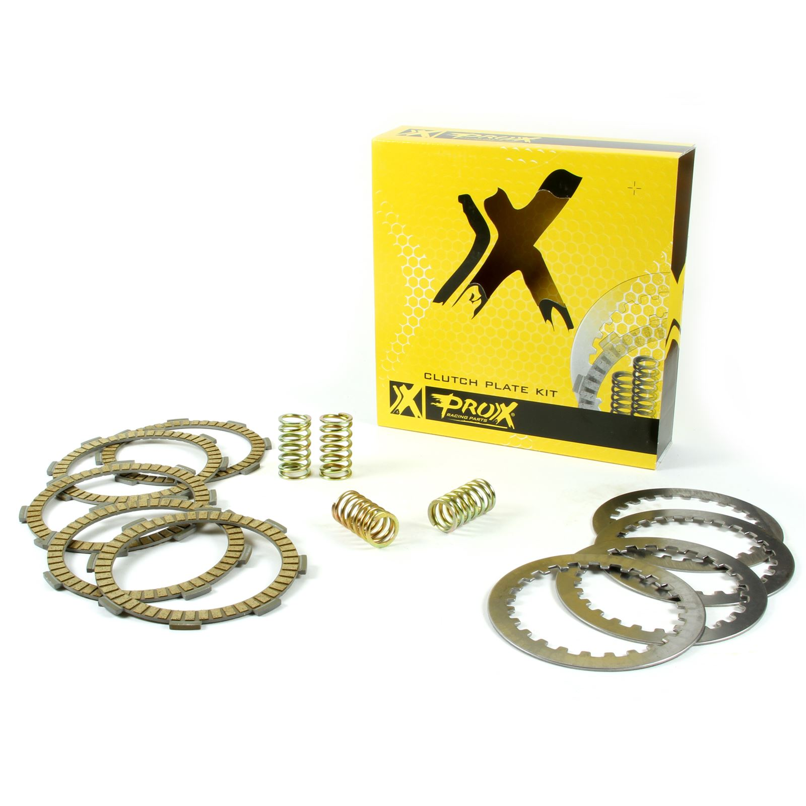 Prox Complete Clutch Plate Set w/Springs
