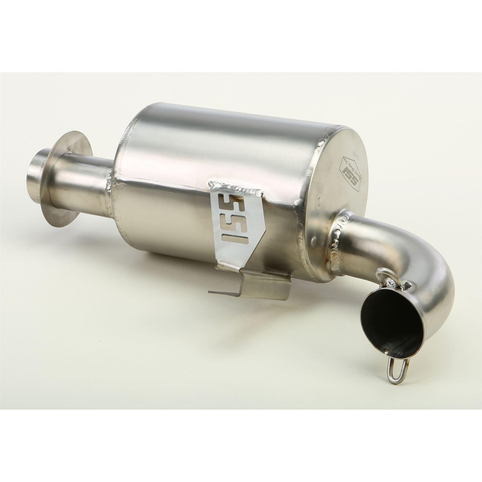 BDX Titanium Muffler