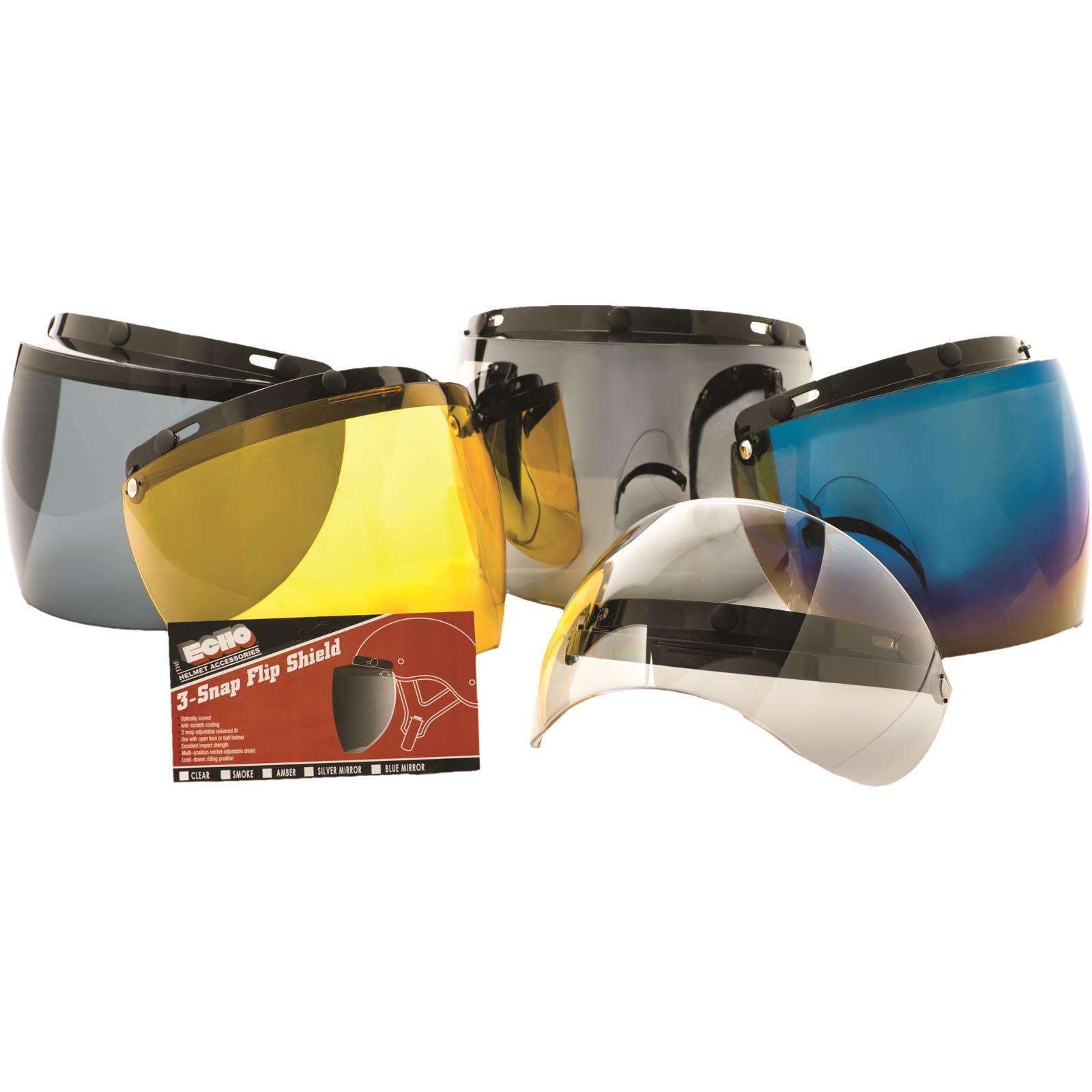 Echo 3-Snap Flip Shield