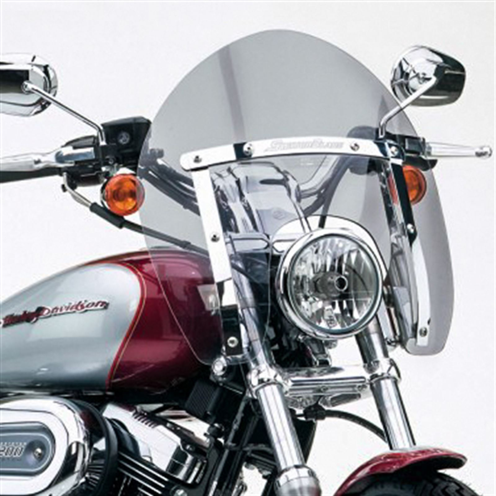 National Cycle Switchblde Shorty Windshield