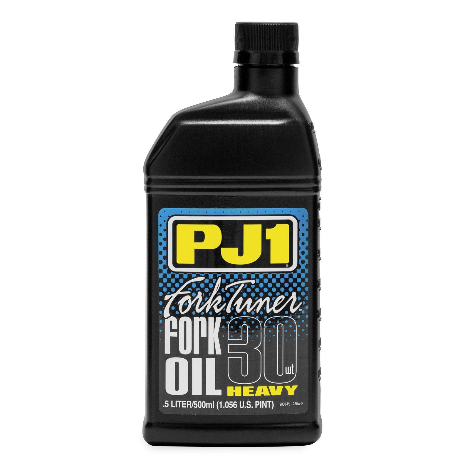 PJ1 Competition Fork Oil