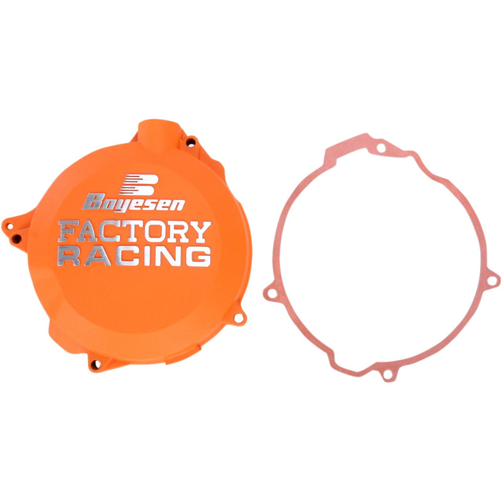 Boyesen Factory Racing Clutch Cover