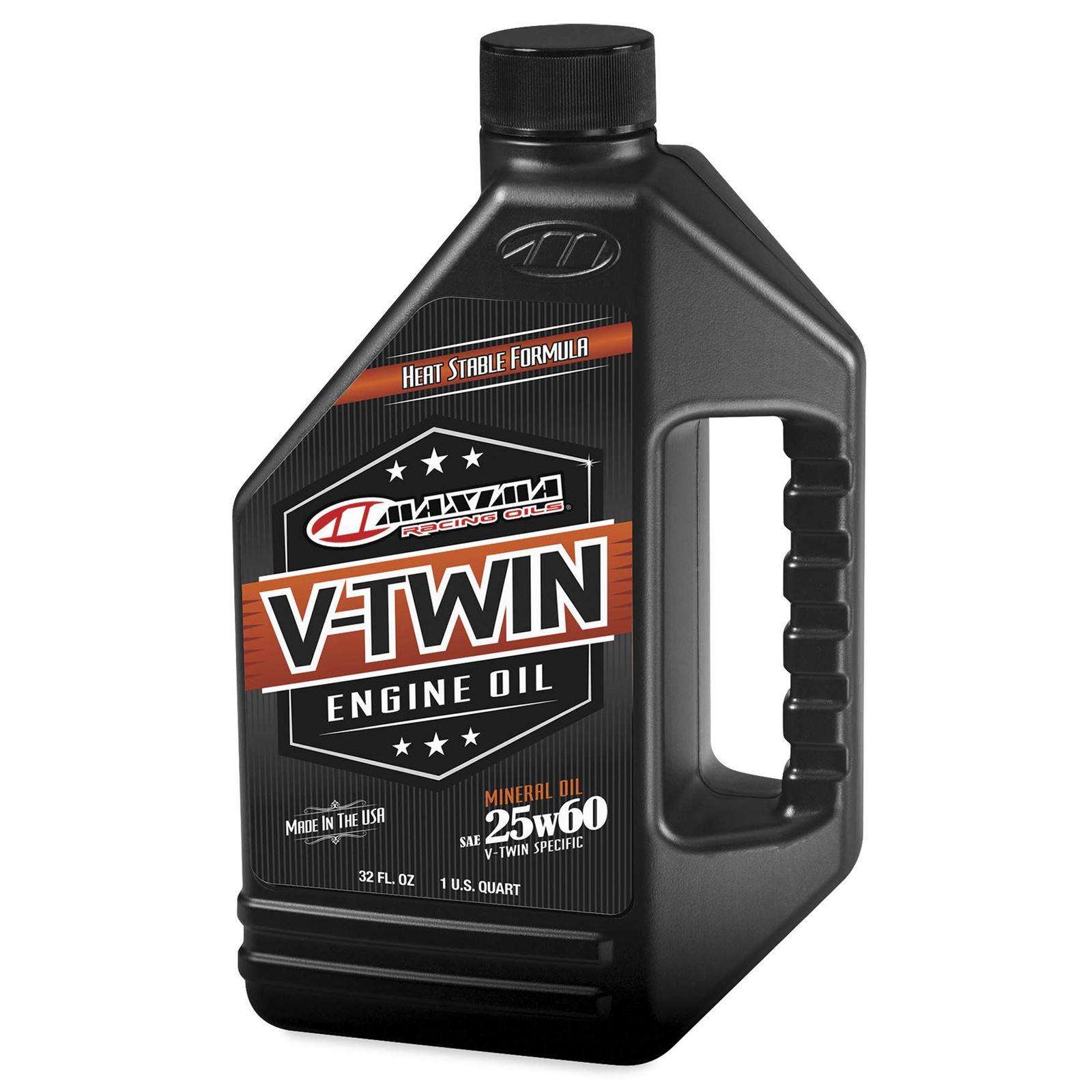 Maxima Mineral Engine Oil