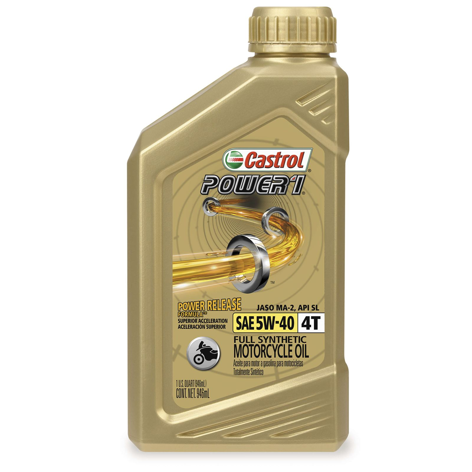 Castrol 100% Synthetic Oil