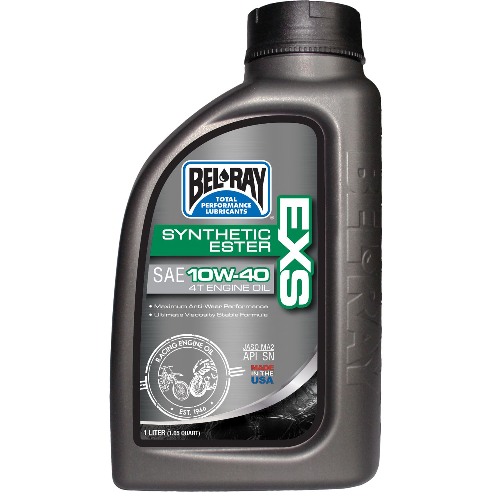 Bel-Ray EXS Full Synthetic Ester 4T Engine Oil