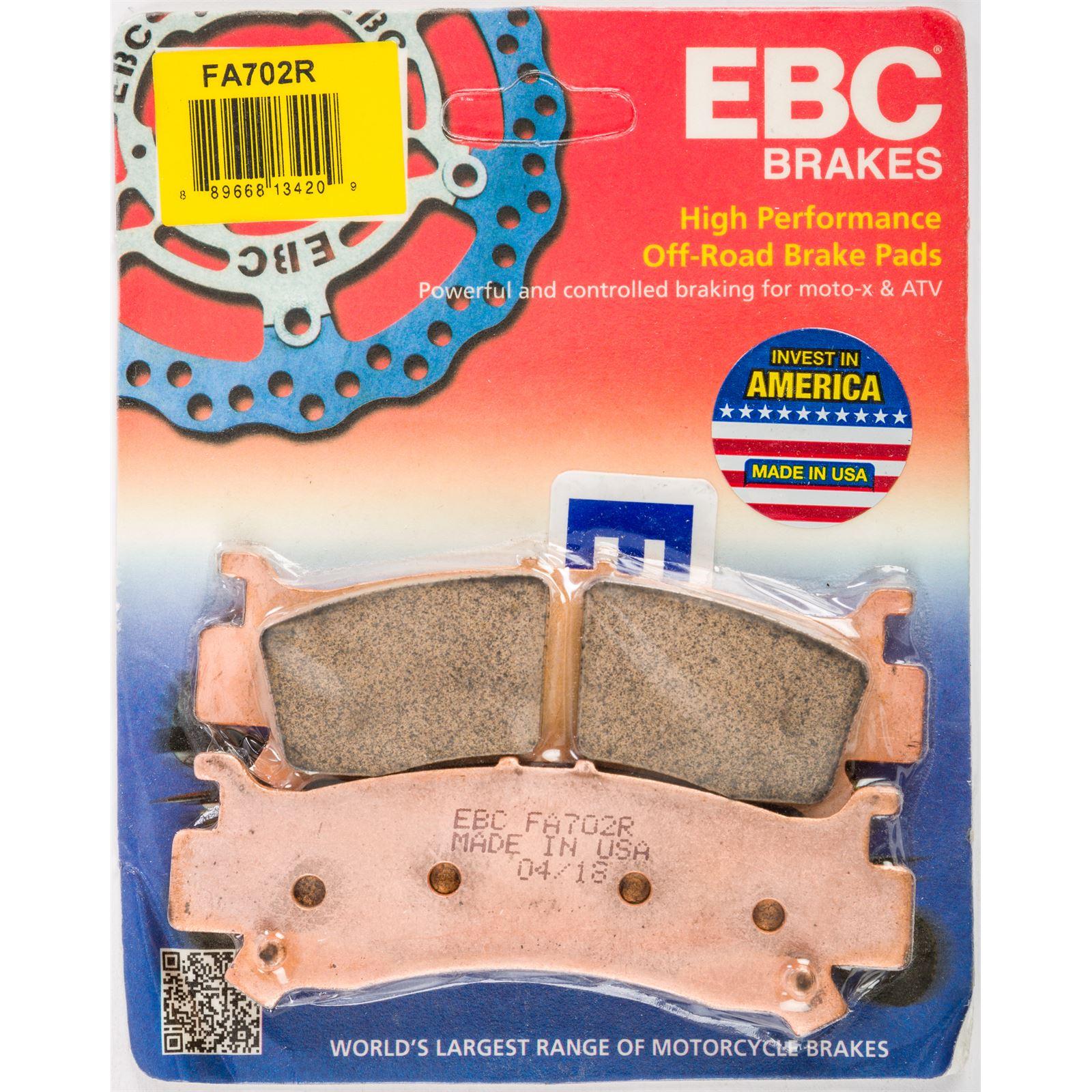 EBC High Performance Brake Pads