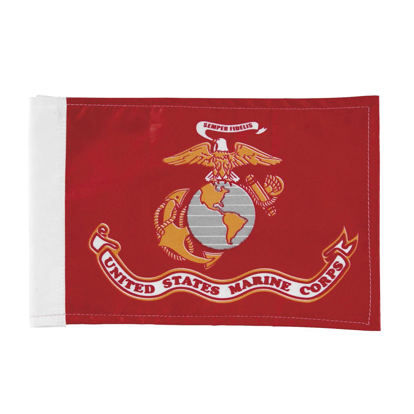 "Pro Pad Marine Corps Flag - 6"" x 9"""