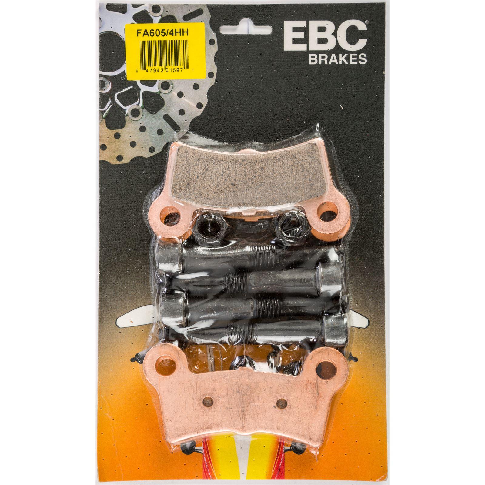 EBC Hi-Performance Brake Pads