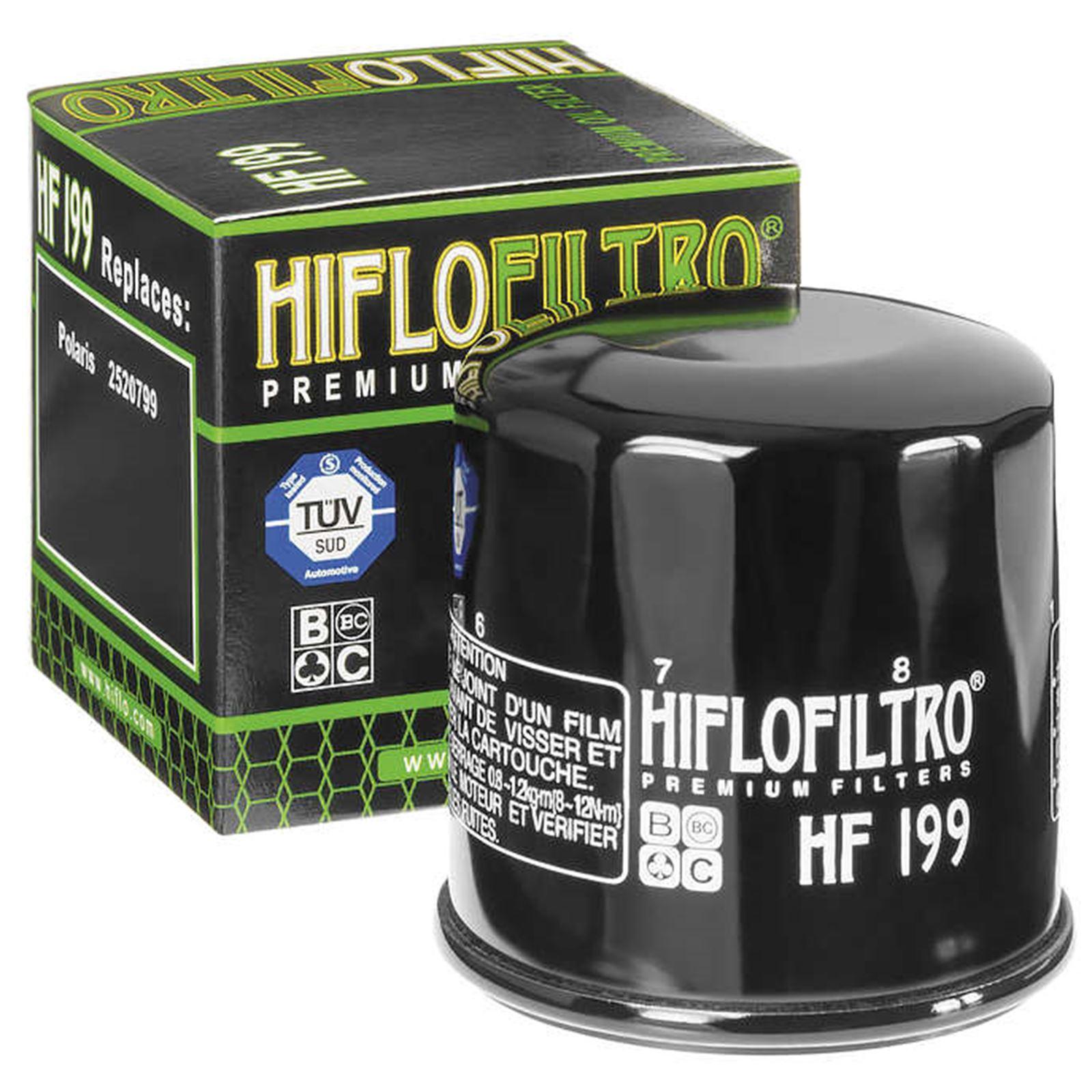 Hiflofiltro Oil Filter