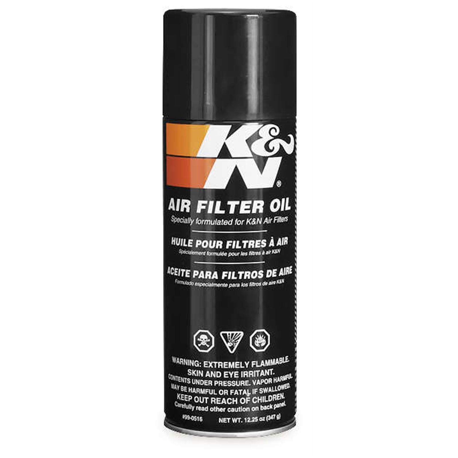 K N Air Filter Oil