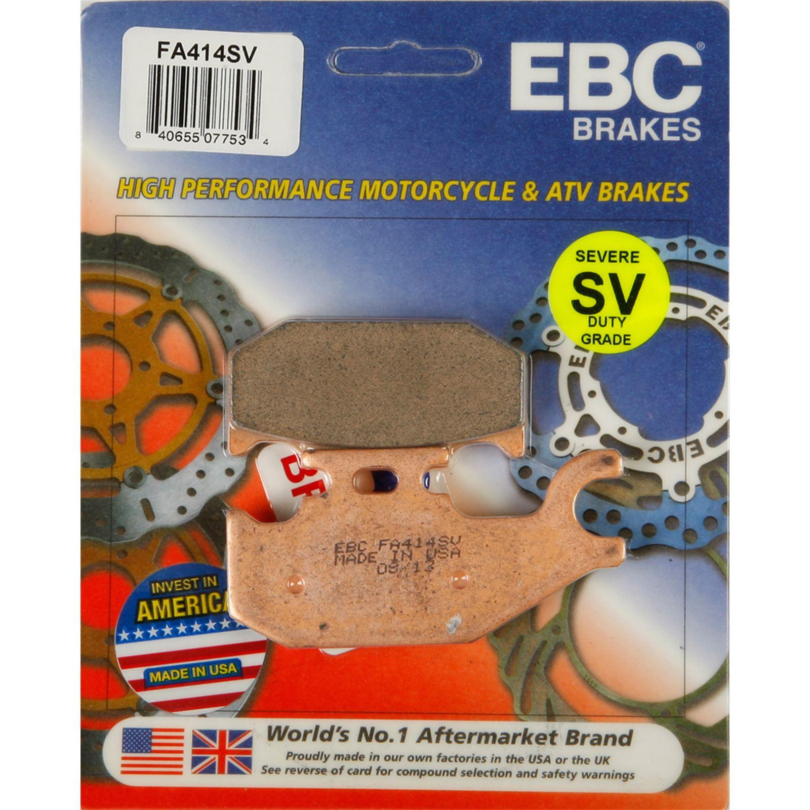 EBC Severe Duty Brake Pads