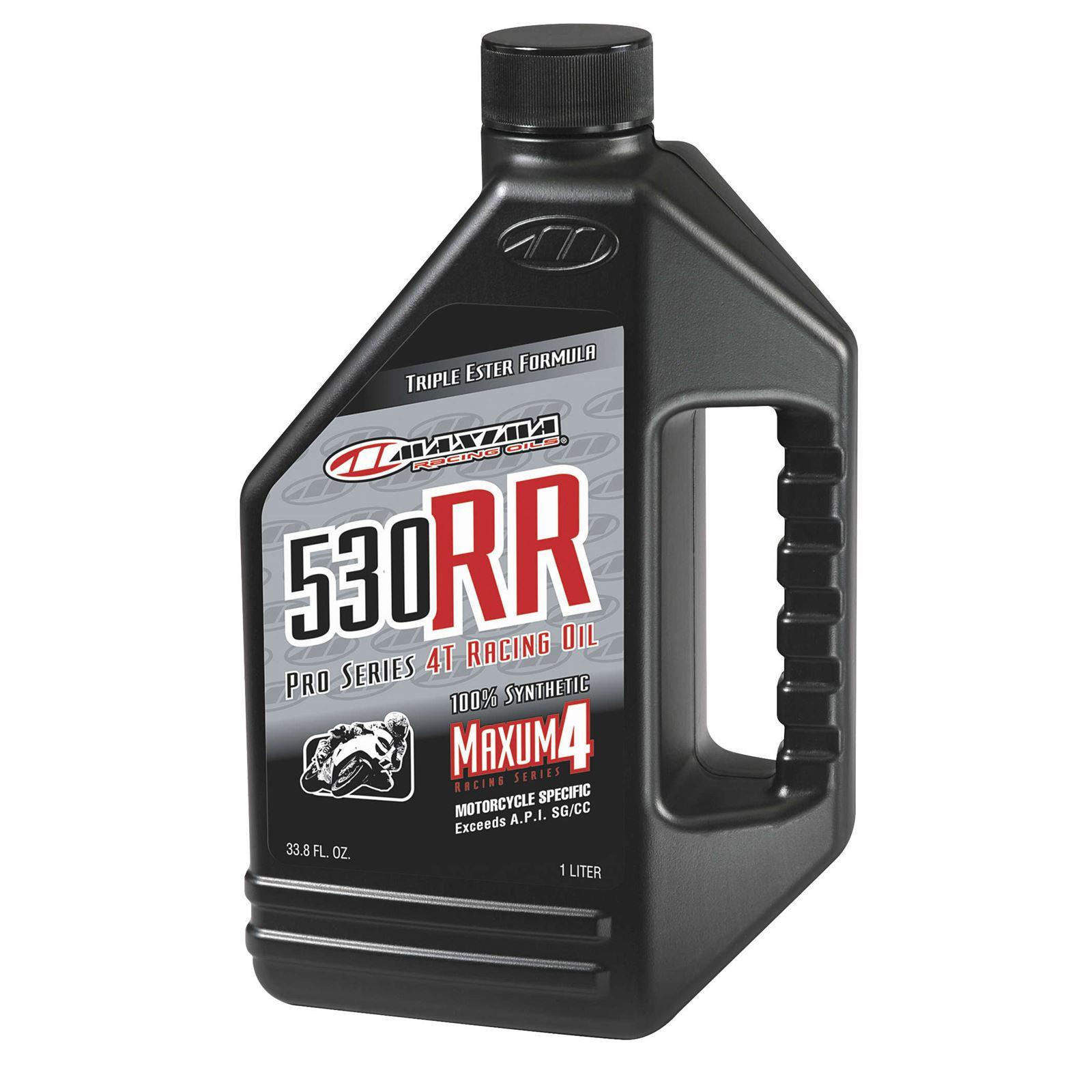 Maxima 530RR Oil