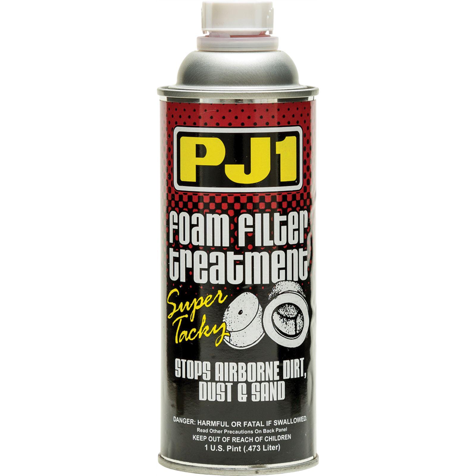 PJ1 Foam Filter Treatment