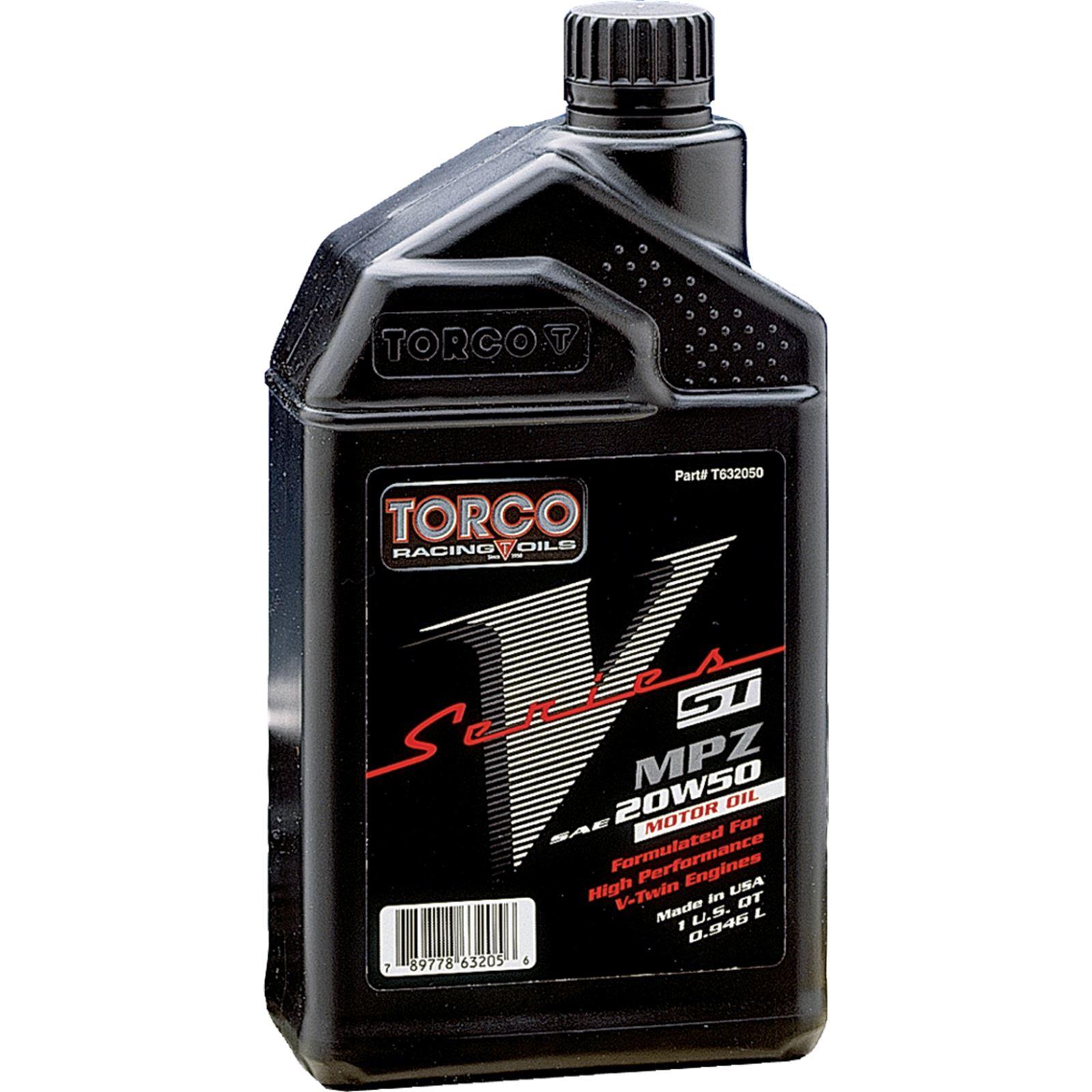 Torco V-Series Engine Oil