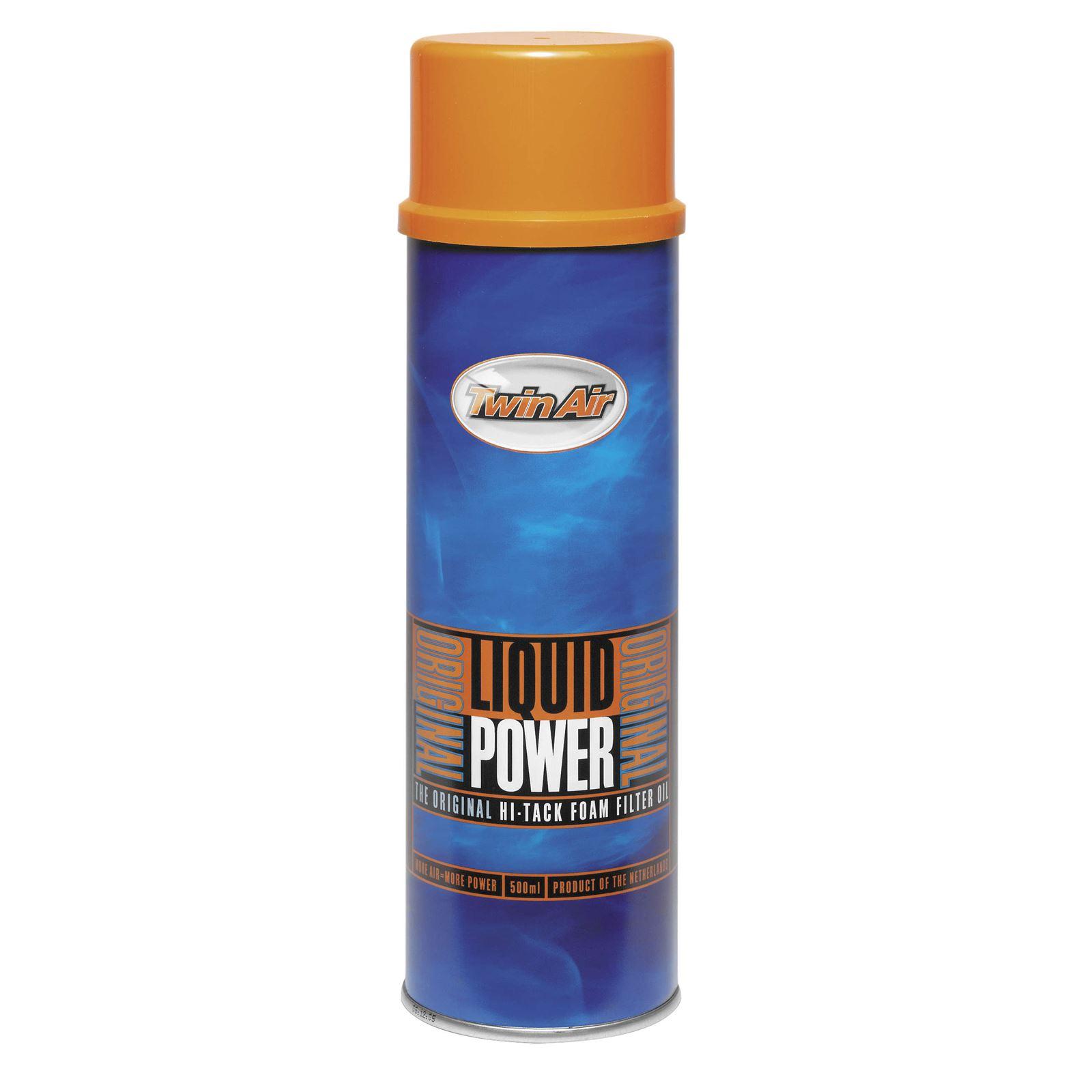 Twin Air Filter Oil Spray