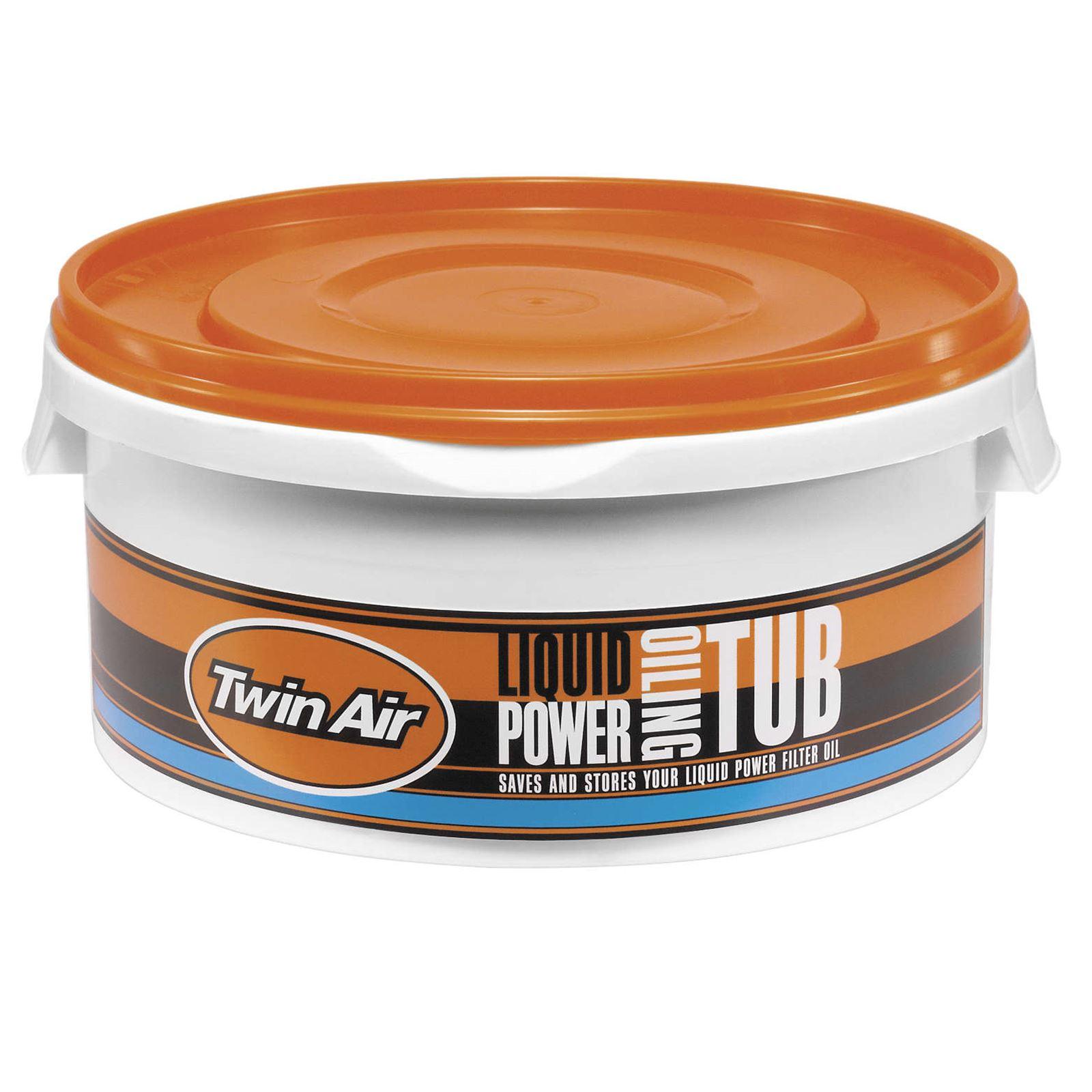 Twin Air Oiling Tub