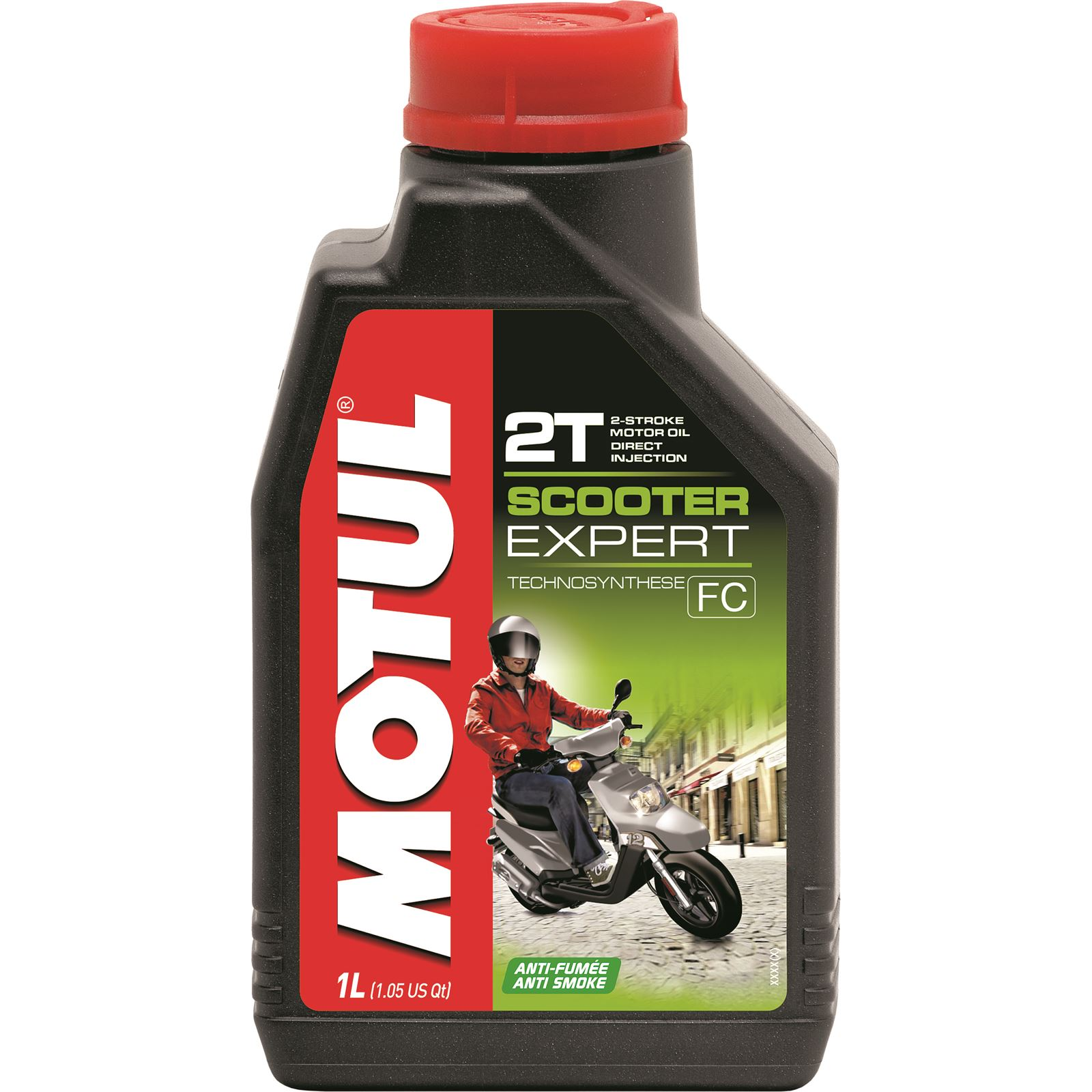 Motul Scooter Expert 2T Oil