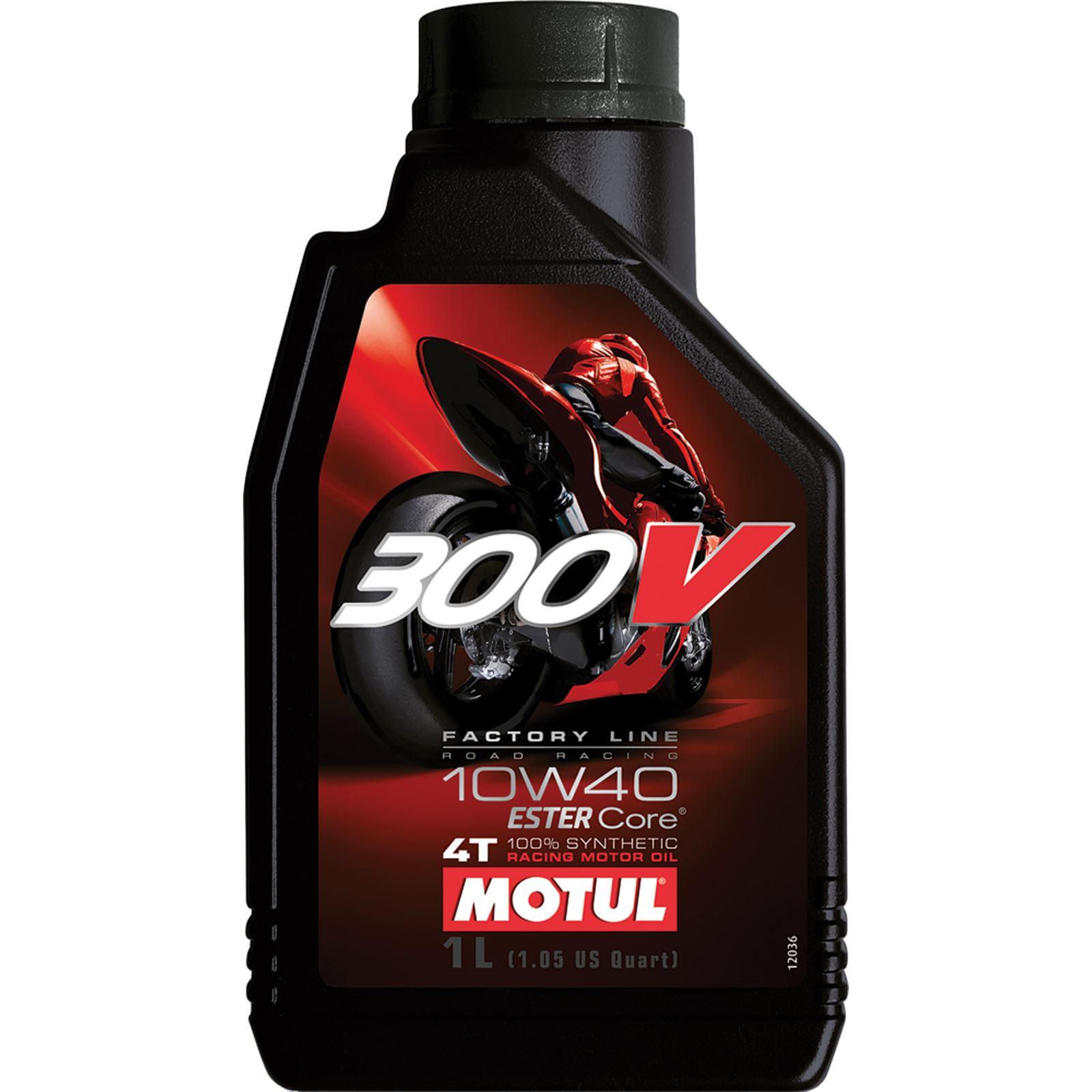 Motul 300V Road 4T Oil