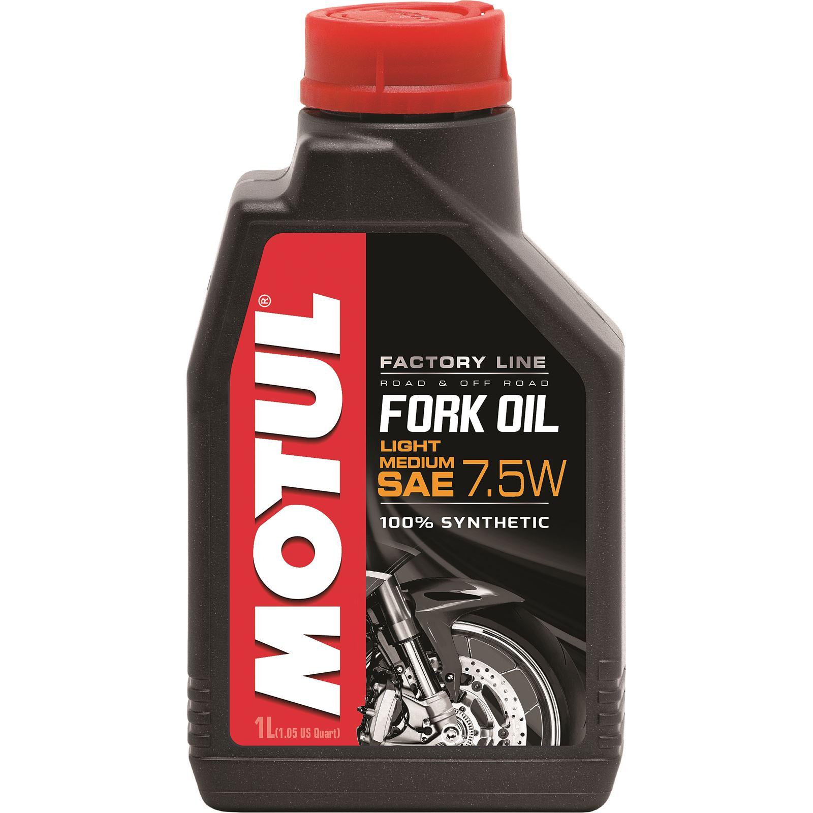 Motul Fork Oil Factory Line Oil