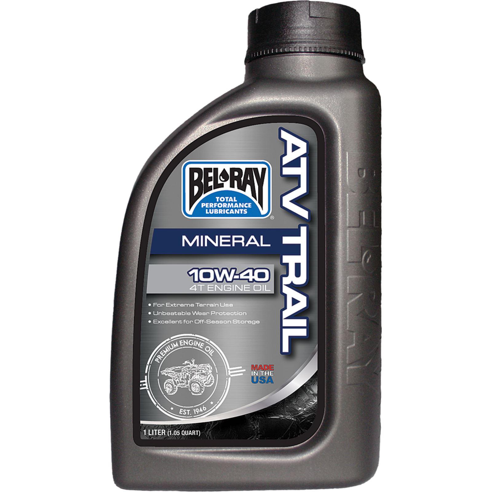 Bel-Ray ATV Trail Mineral 4T Engine Oil