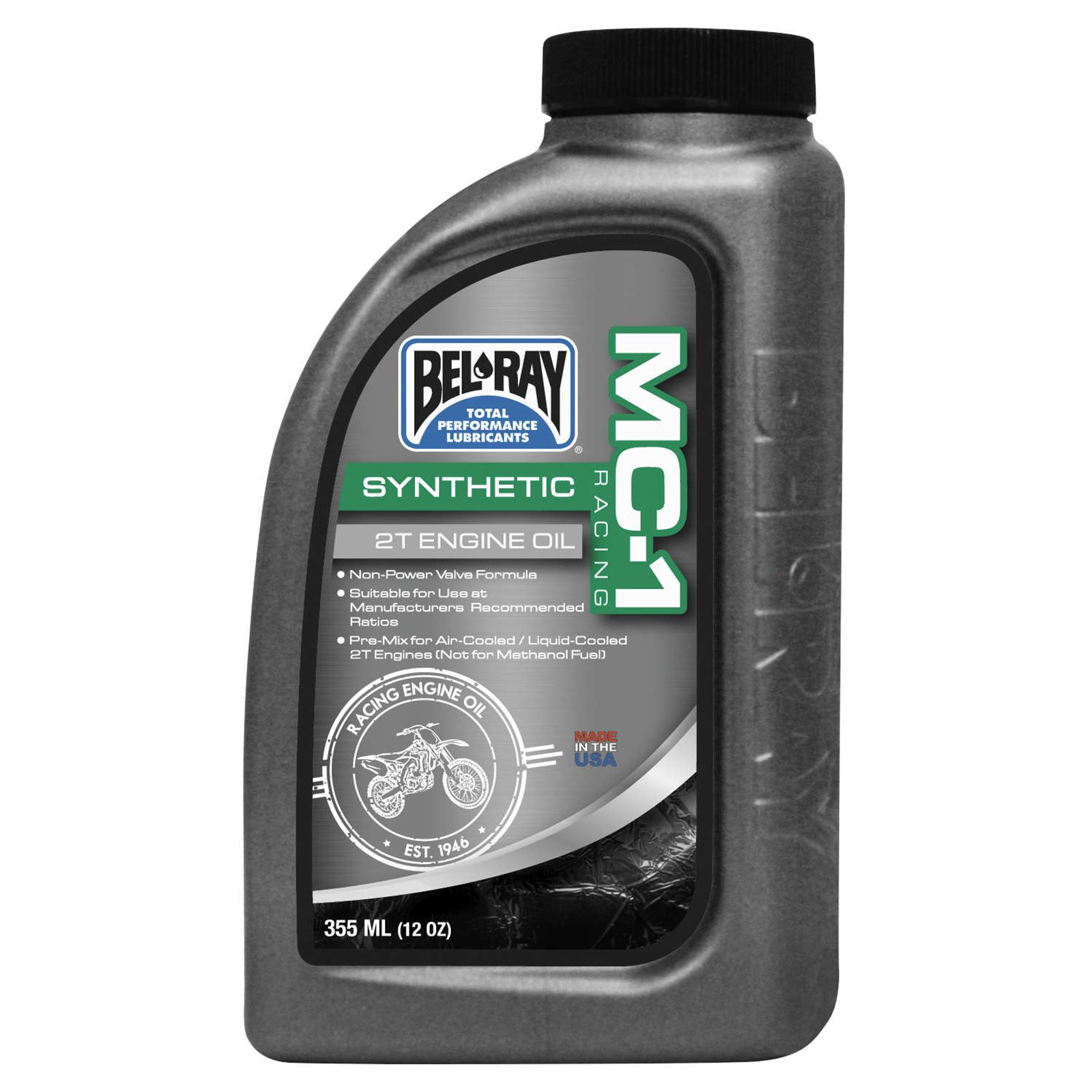 Bel-Ray MC-1 Racing Full Synthetic 2T Engine Oil