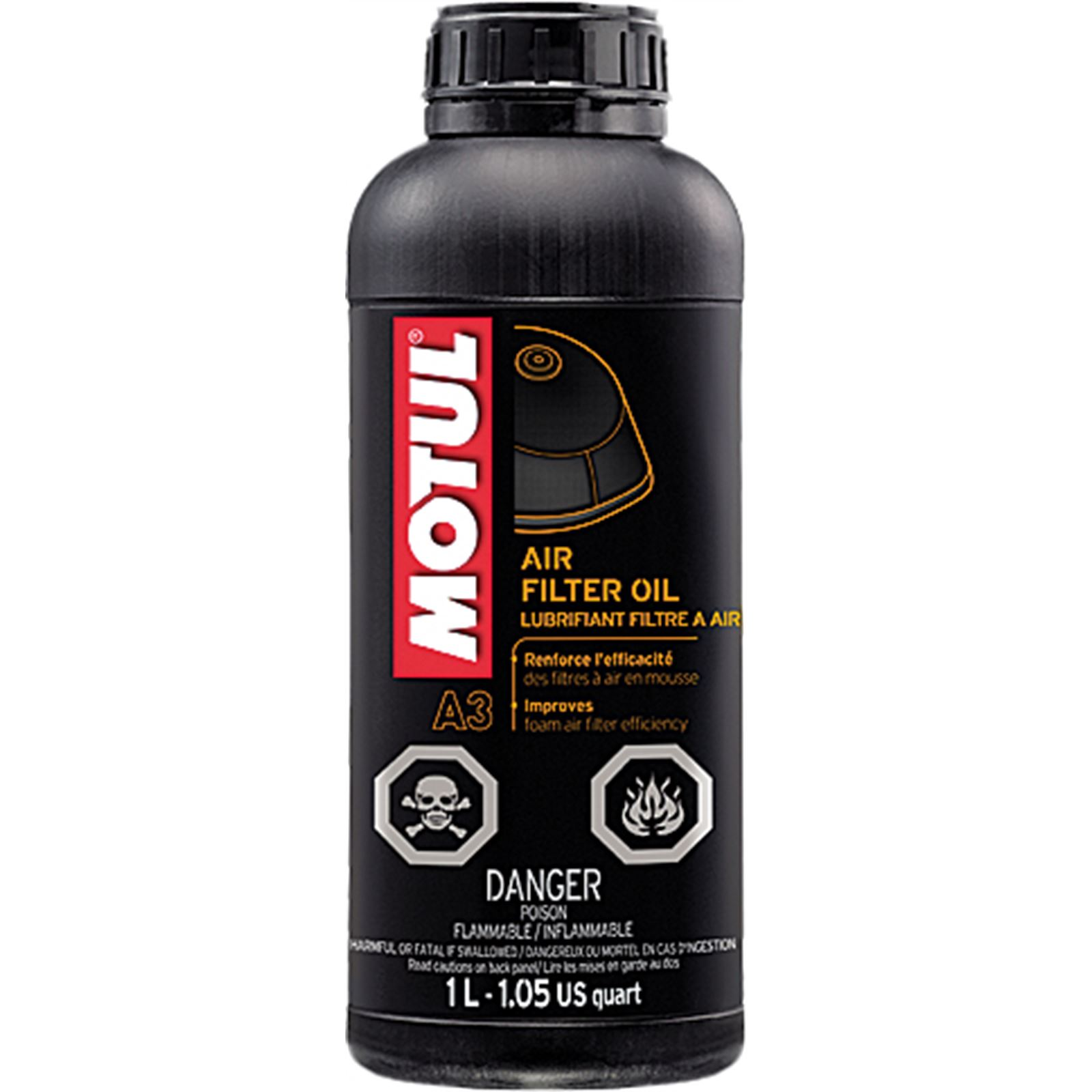 Motul Air Filter Oil