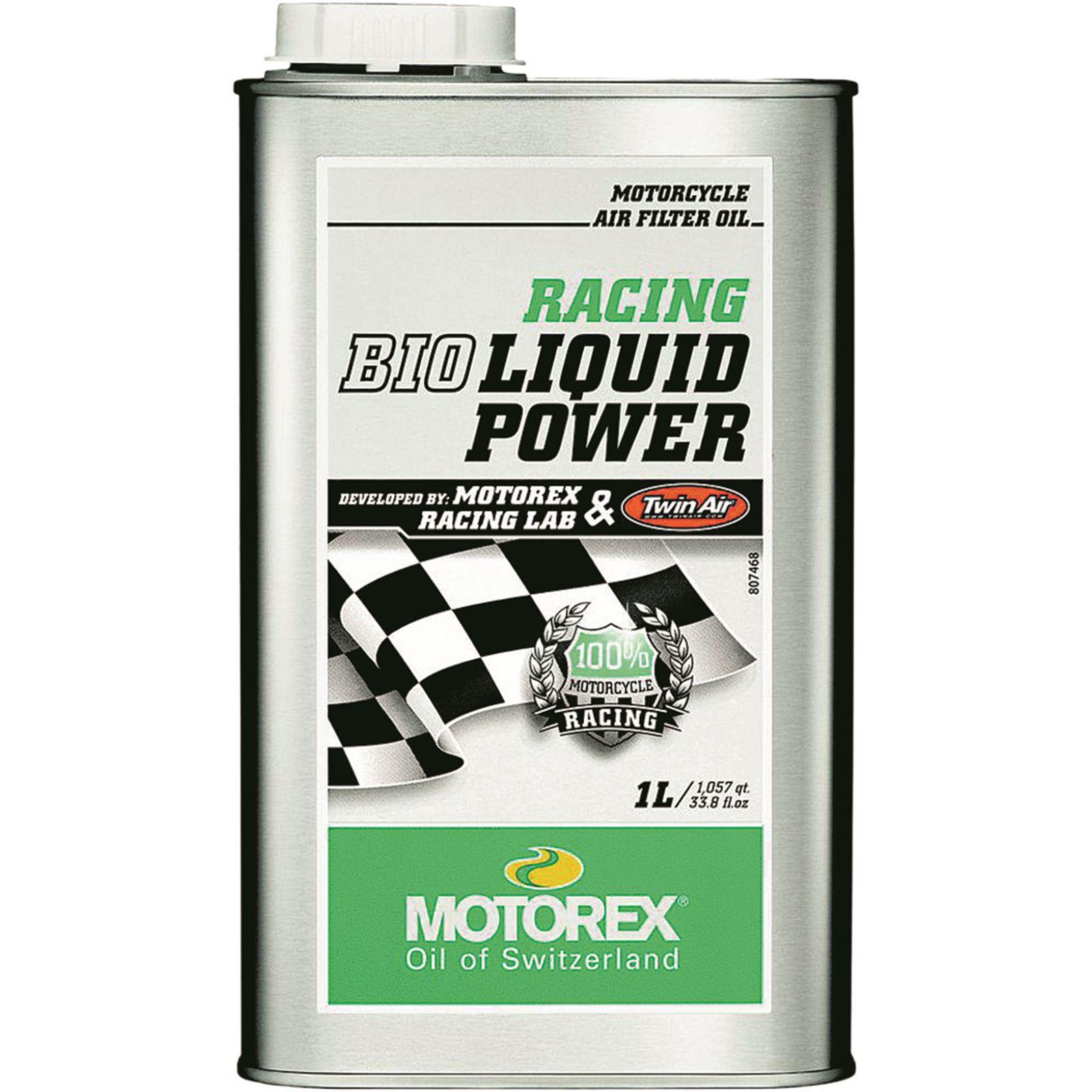 Motorex Racing Bio Liquid Power