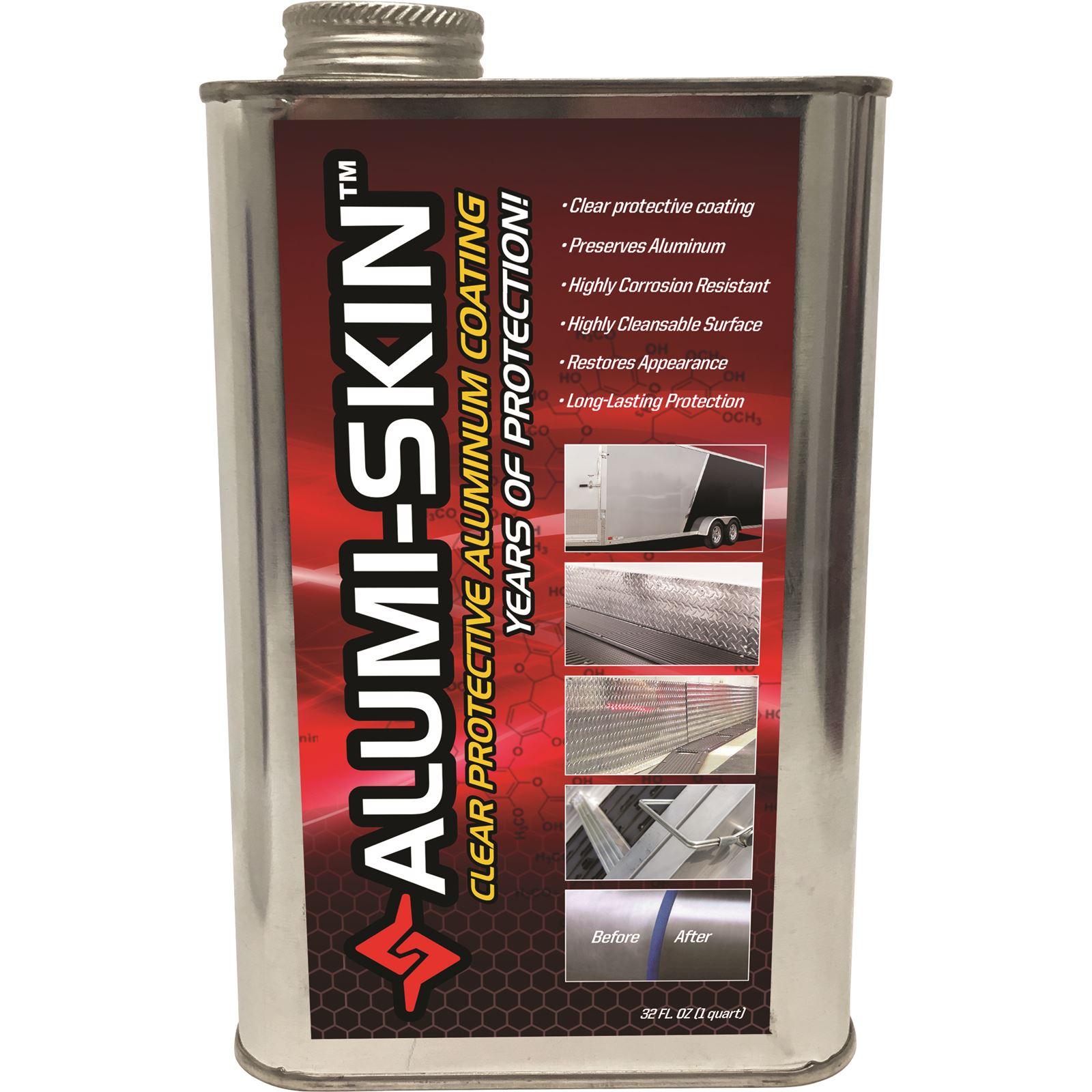 Caliber Alumi-Skin Protective Coating