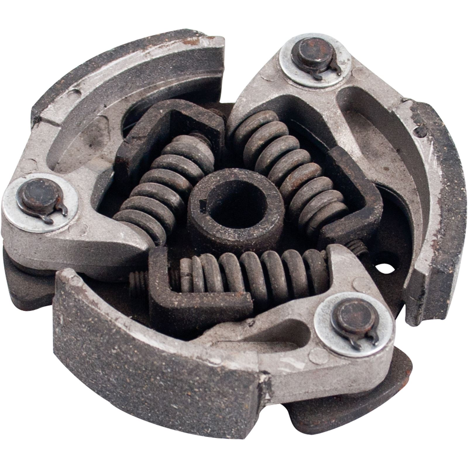 Outside 3-Leaf Complete Assembly Clutch w/Key Hole