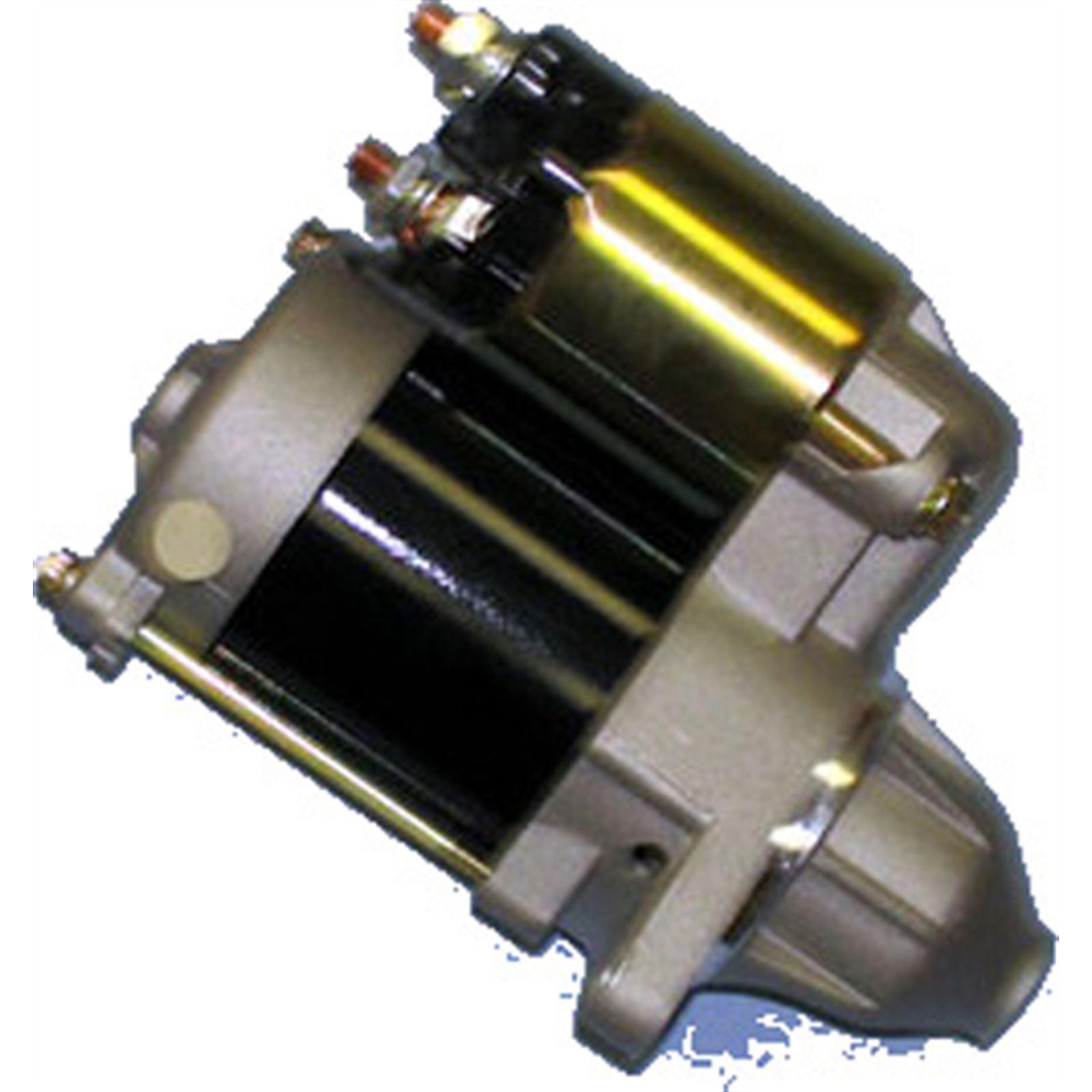 Ricks Starter Motor