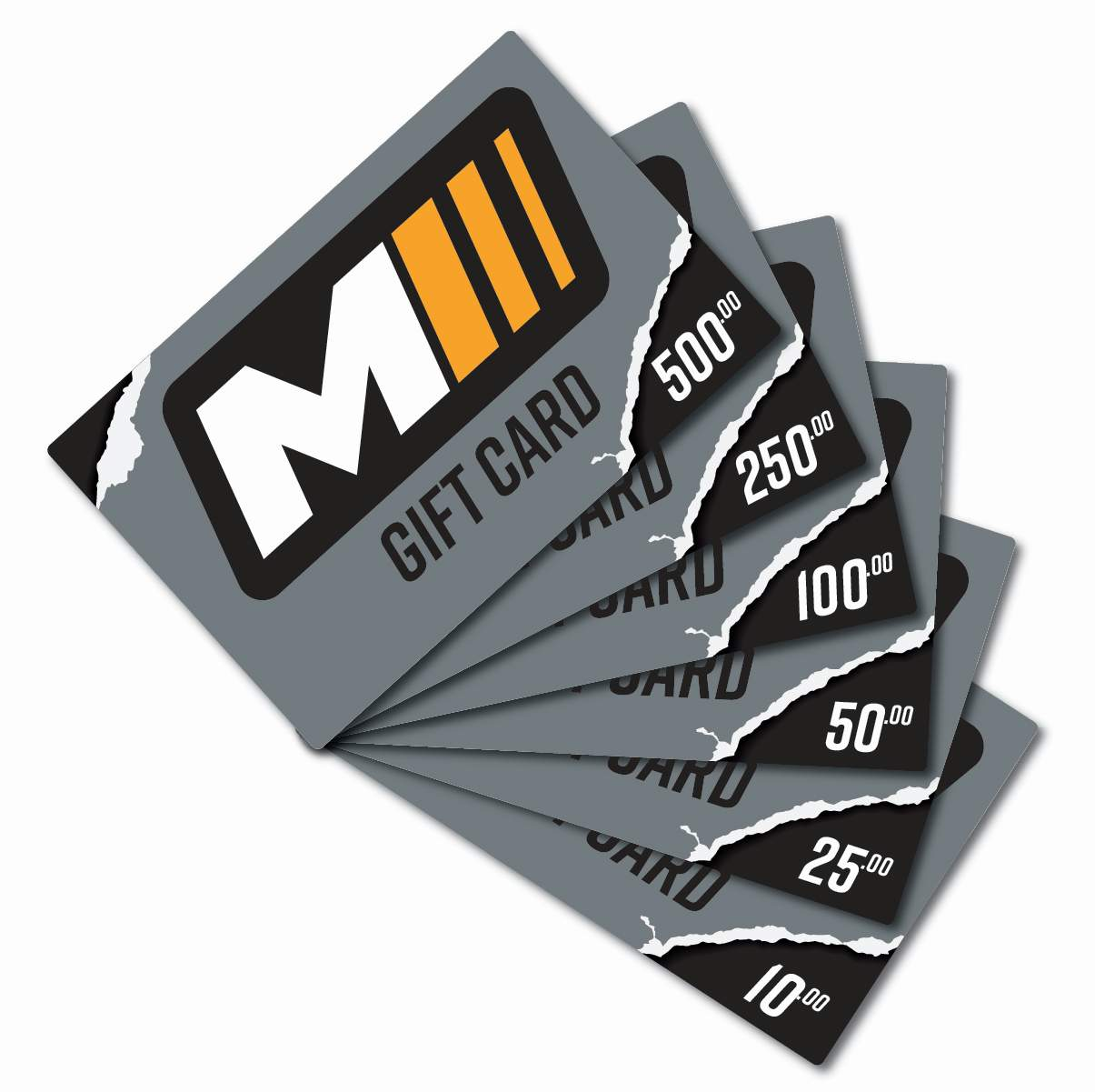 Motomentum Digital Gift Cards