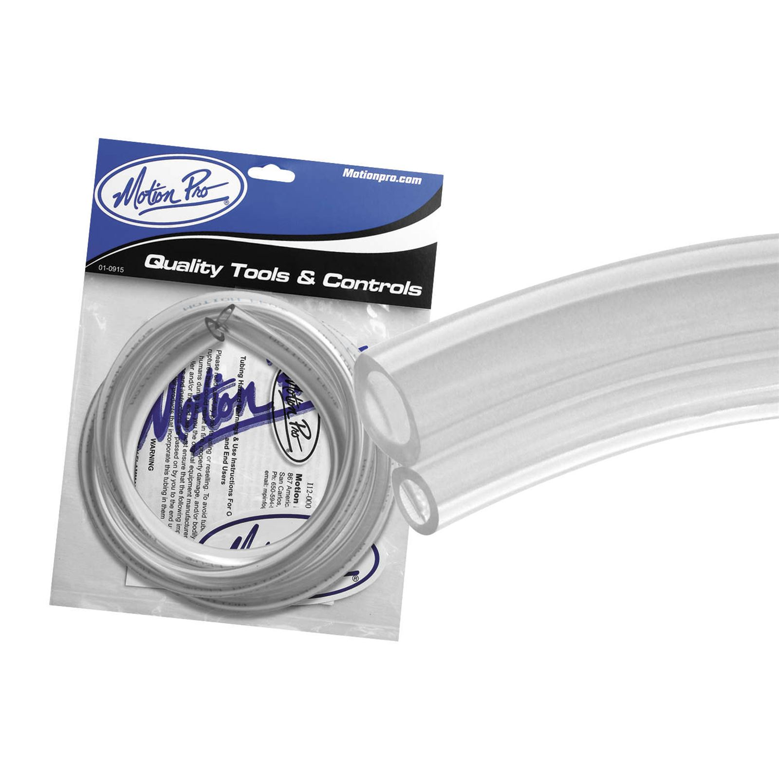 Motion Pro Clear Premium Vinyl Fuel Vent Line