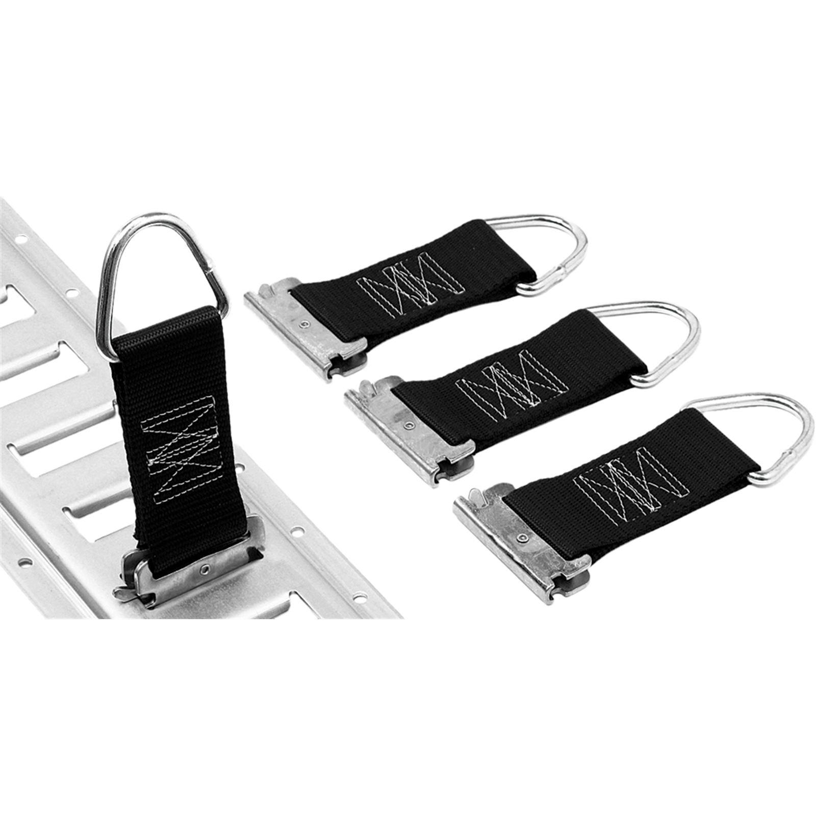 Powertye E-Track Clips w/D-Ring