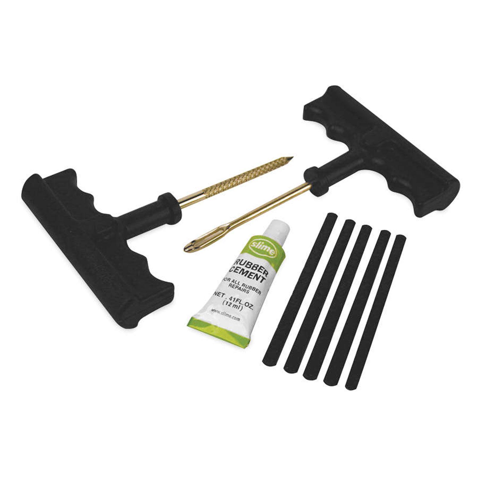 Slime Tire Repair Plugger Kit